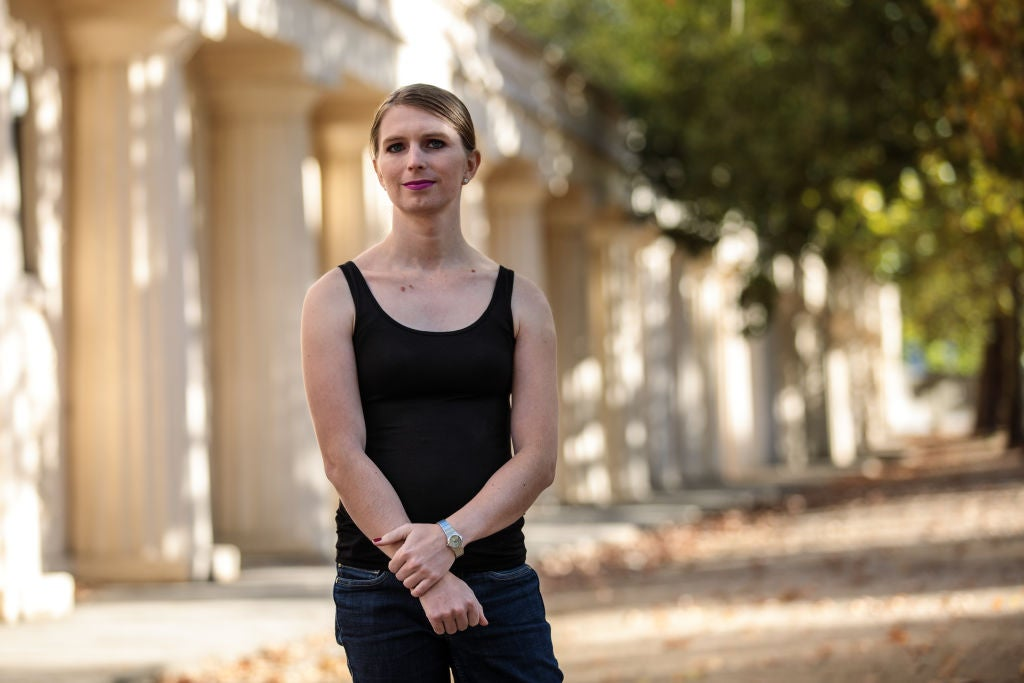Chelsea Manning is in jail. Our silence is shameful