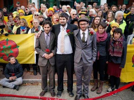 Jailing protesters will scare fracking's opponents – but also galvanise them