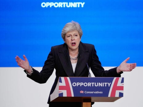 Theresa May's speech showed how much the Tories fear Labour