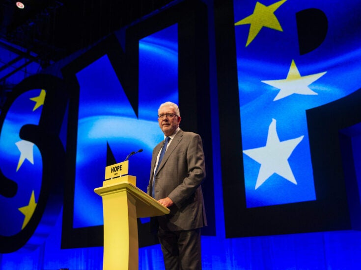 Could the SNP use a referendum on Brexit to get a People's Vote of its own?