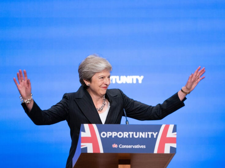 Theresa May has declared the end of austerity but that's no guarantee it will happen