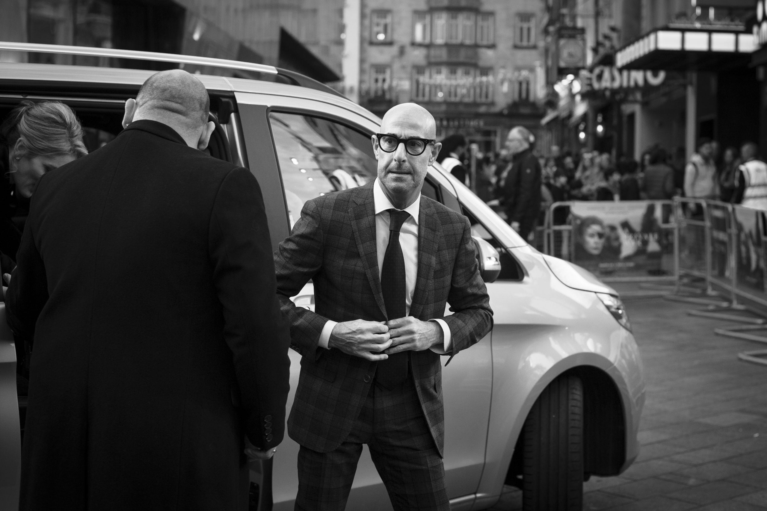 Stanley Tucci's The Californian Century is perfect radio