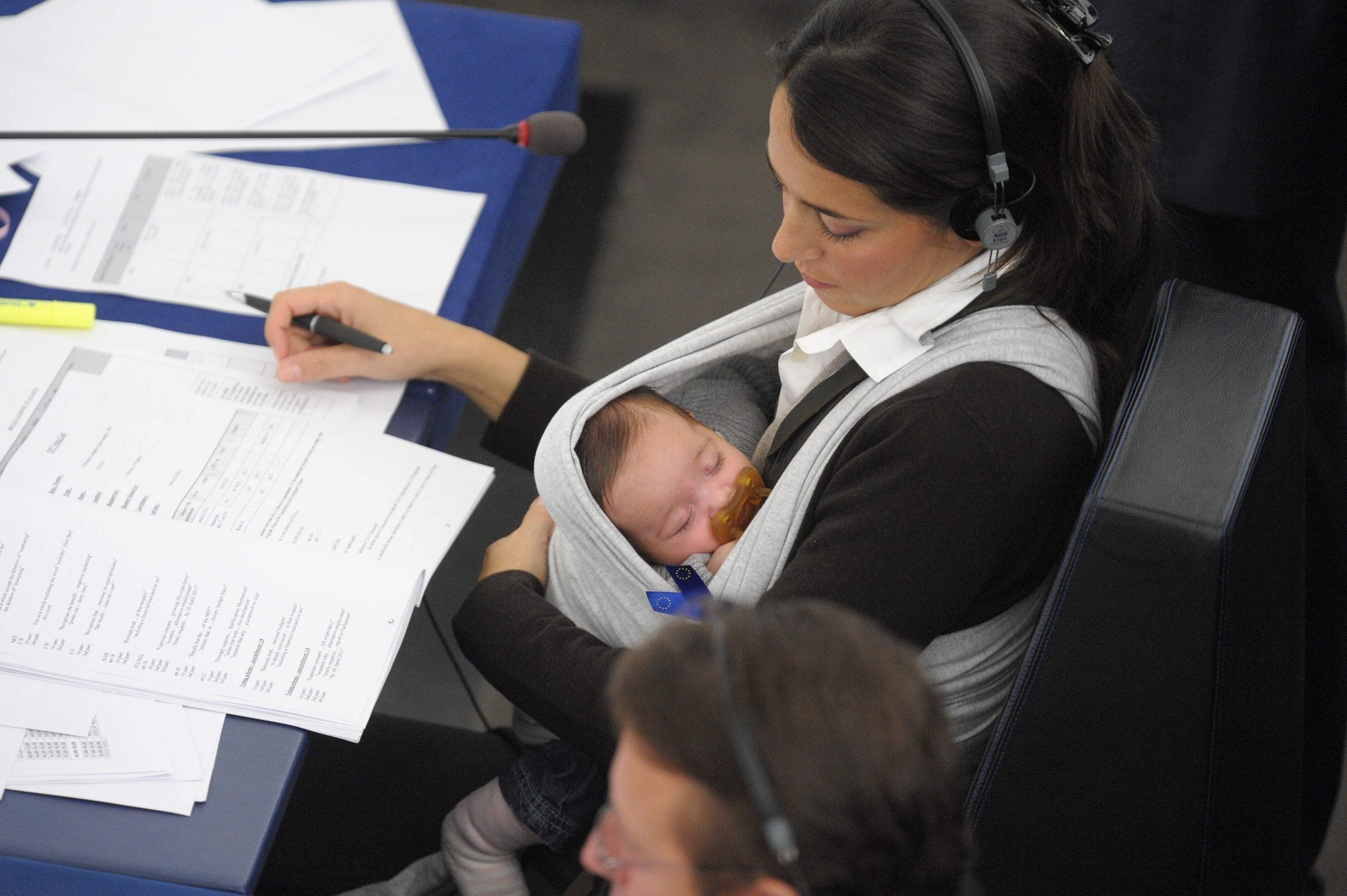 The legal loophole forcing pregnant women out of work
