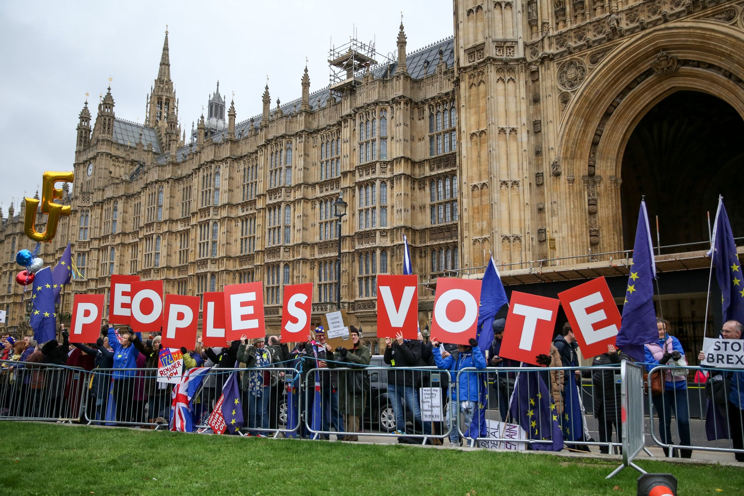 """Are the """"People's Vote"""" polls loaded? No, says Peter Kellner"""