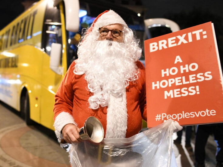 Christmas is only going to get more expensive after Brexit - unless we stay