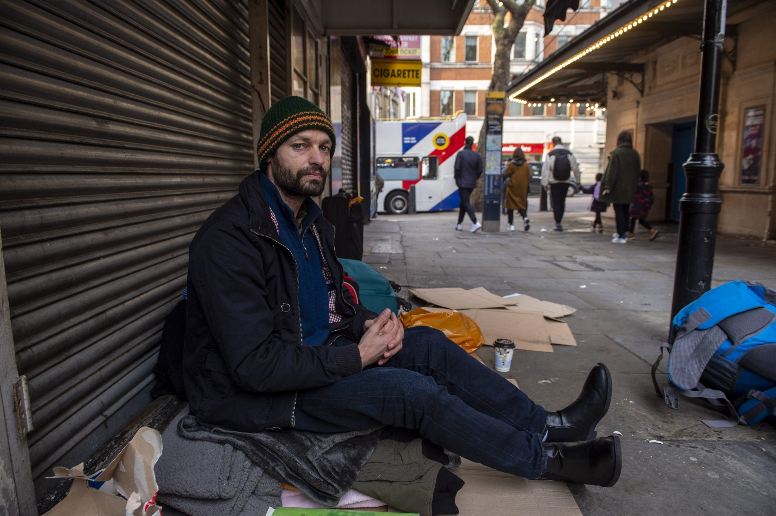 Why does it take a pandemic to house rough sleepers?