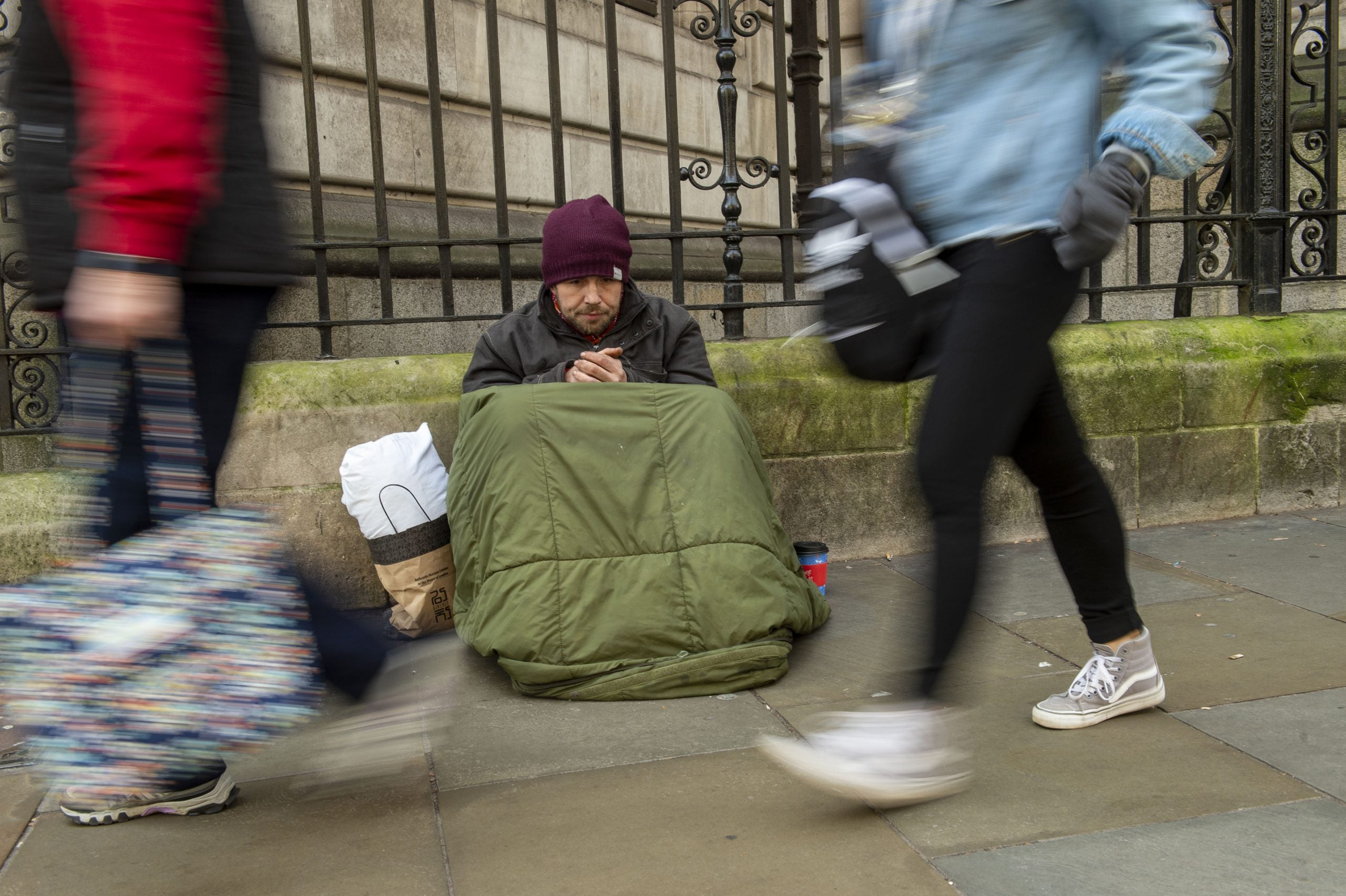 """The fleeting ambition of """"Everyone In"""" exposes England's rough sleeping blindspot"""