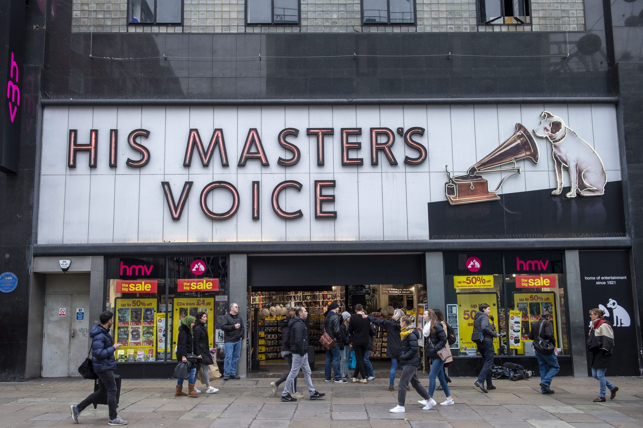 First Thoughts: HMV's inevitable decline, my predictions for 2019 and the curse of press vilification