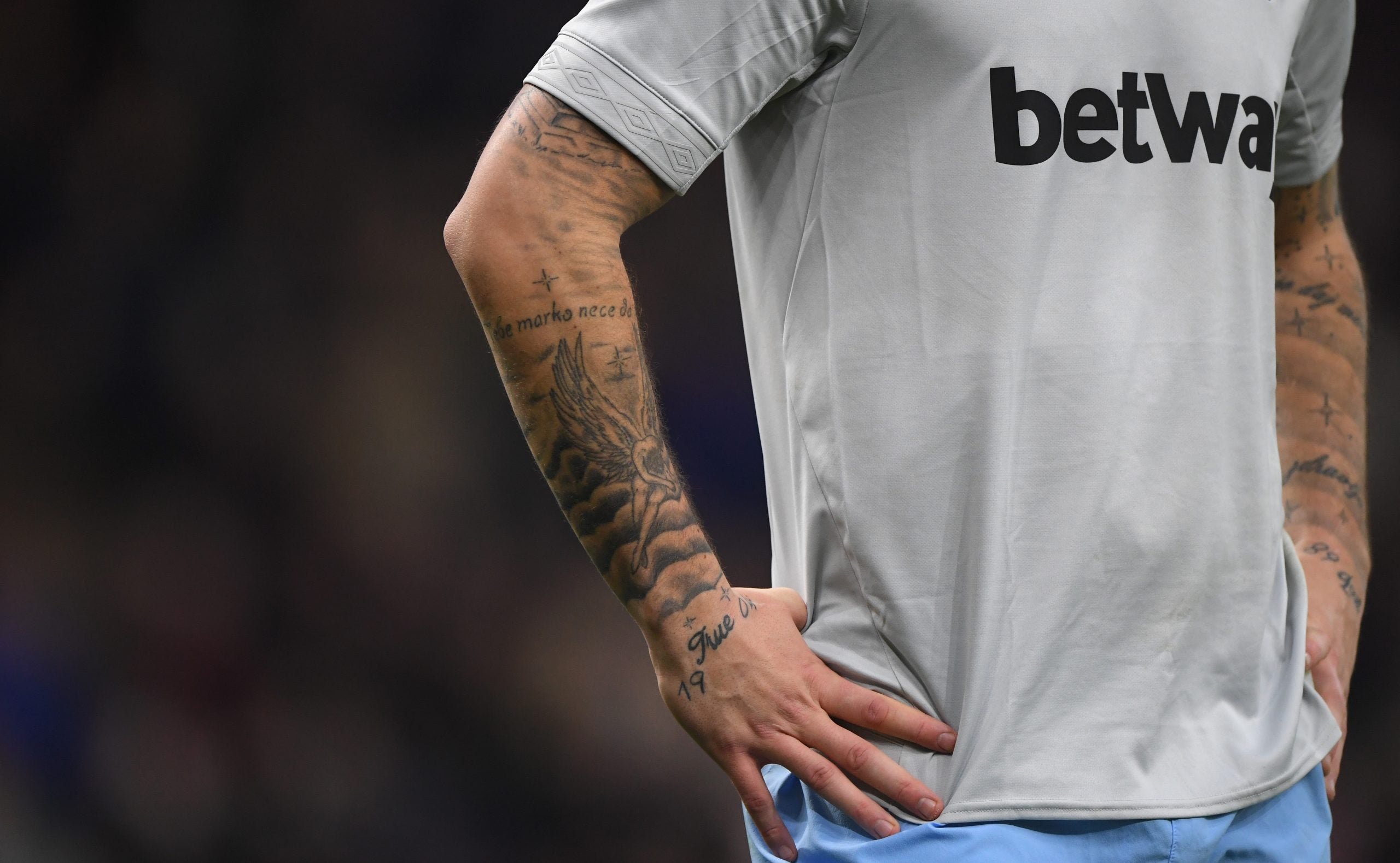 With the Prem feeling the pinch, it's time to monetise everything – even players' tattoos