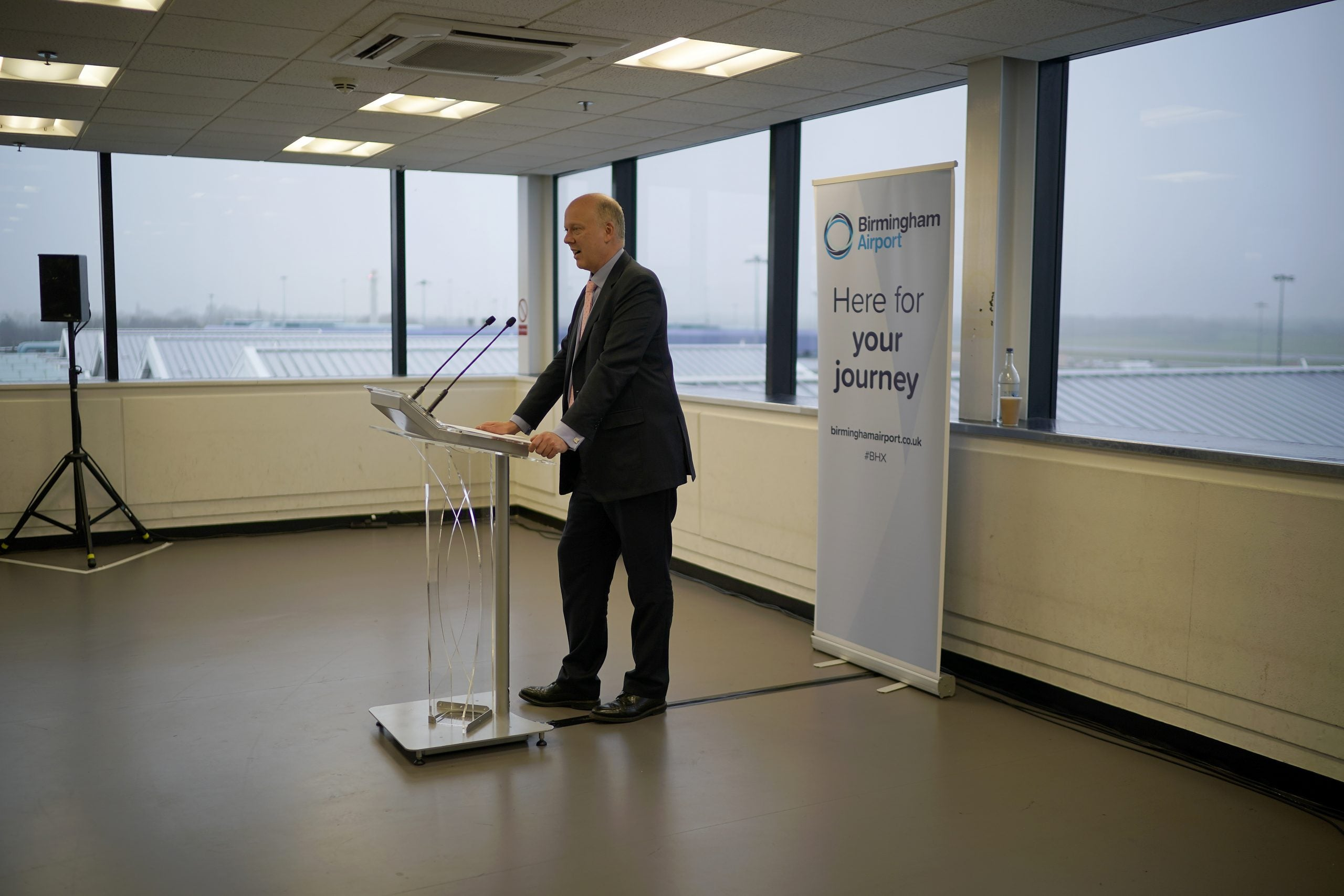 How Chris Grayling became the Fat-out-of-Controller, presiding over transport fiasco after fiasco