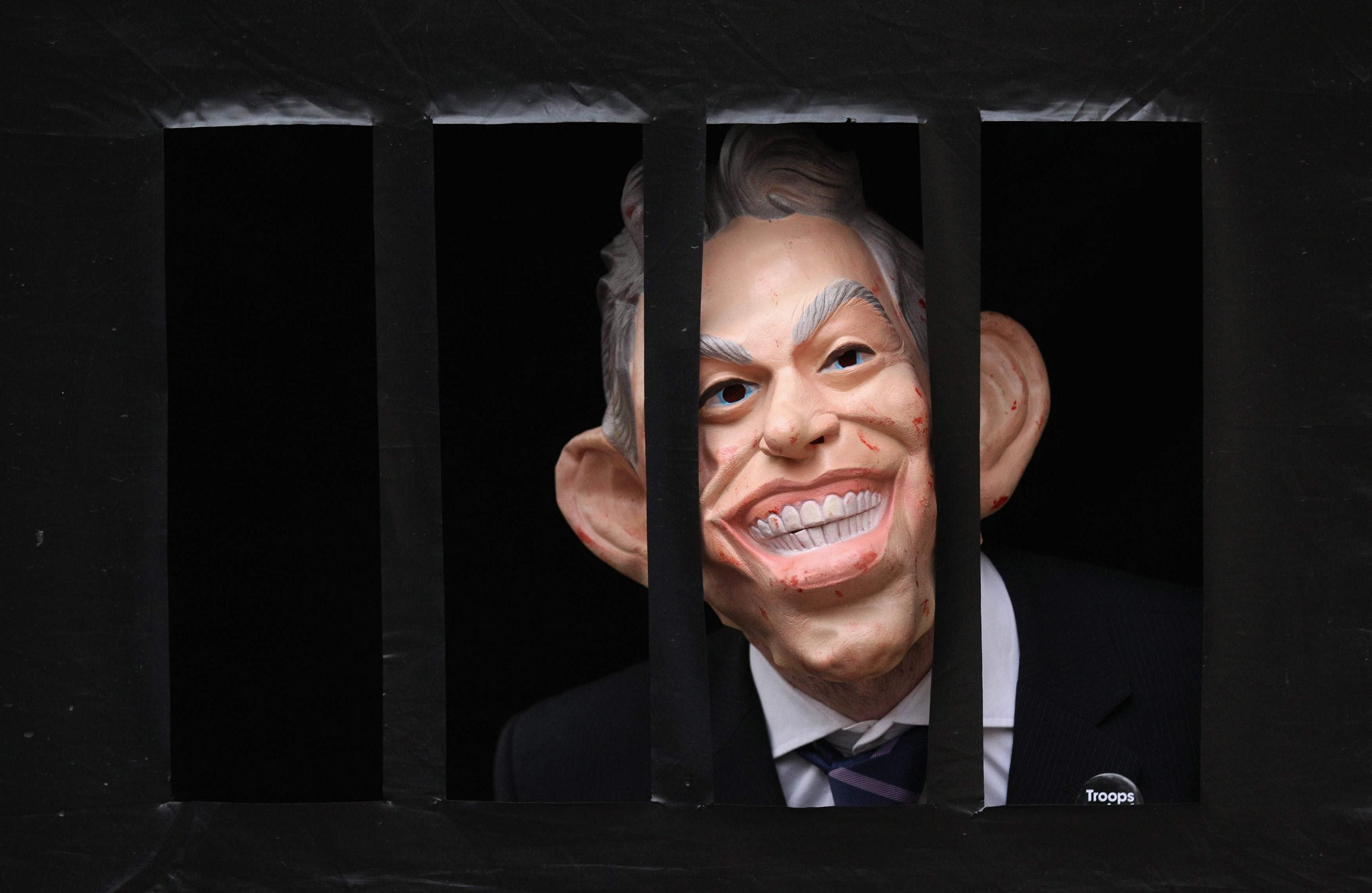The left should stop calling Tony Blair a war criminal and move on