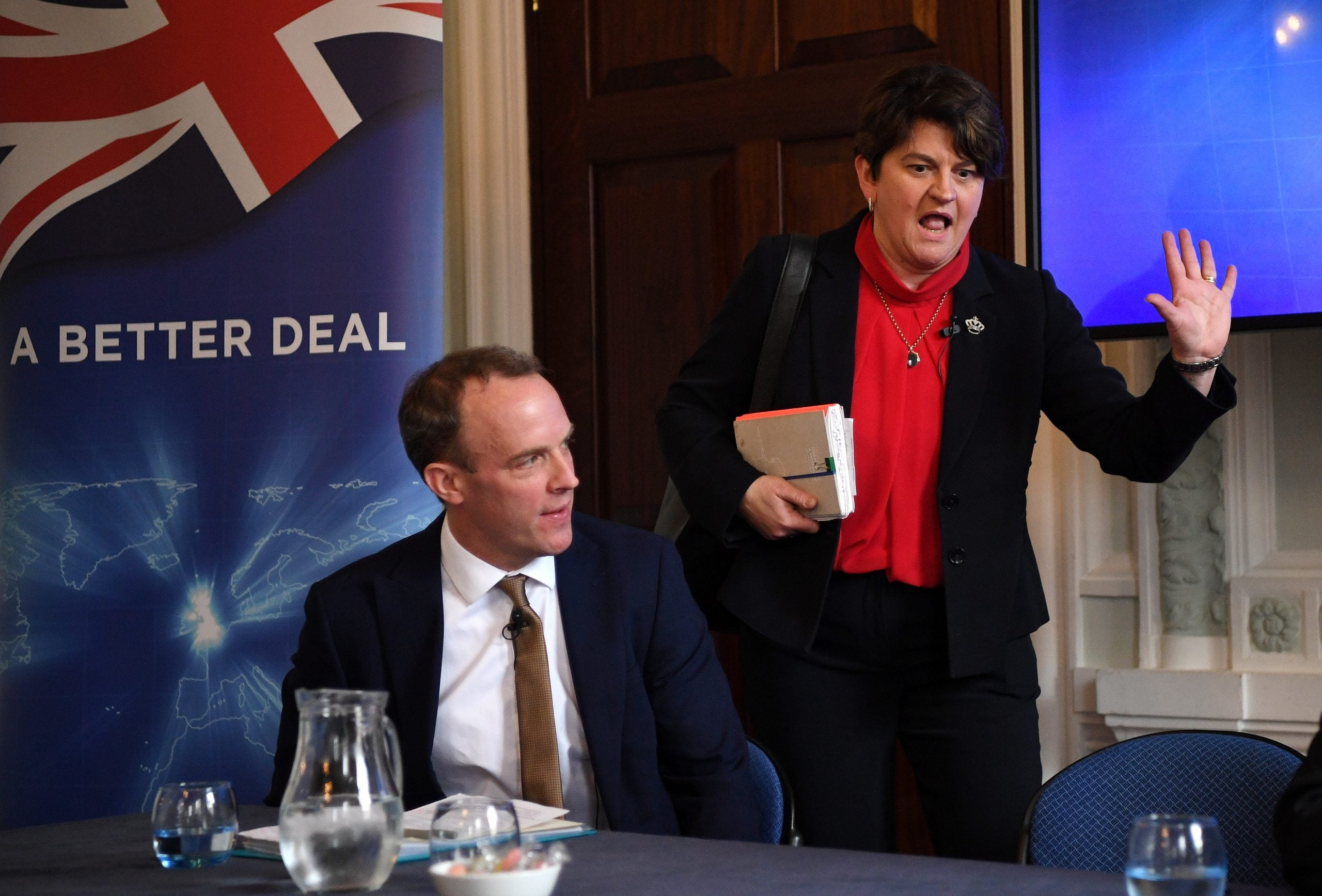 Commons Confidential: Why the DUP's next bung could be £8bn