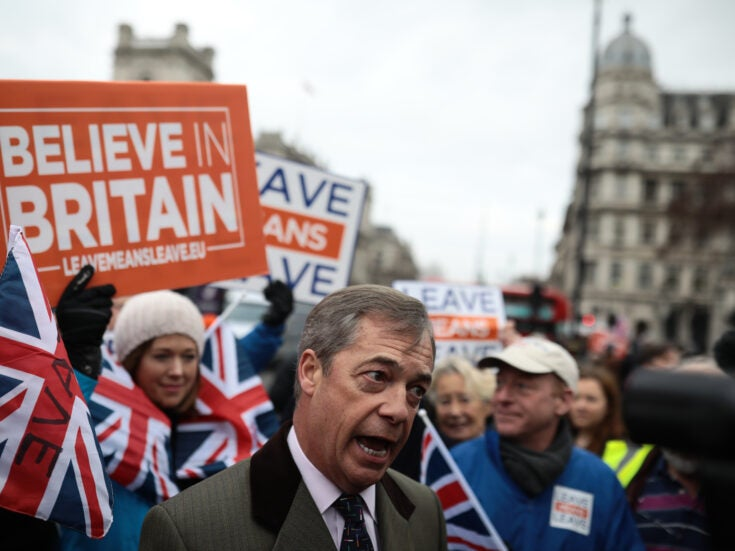 How Brexit changed us: Brexit was a failed national conversation
