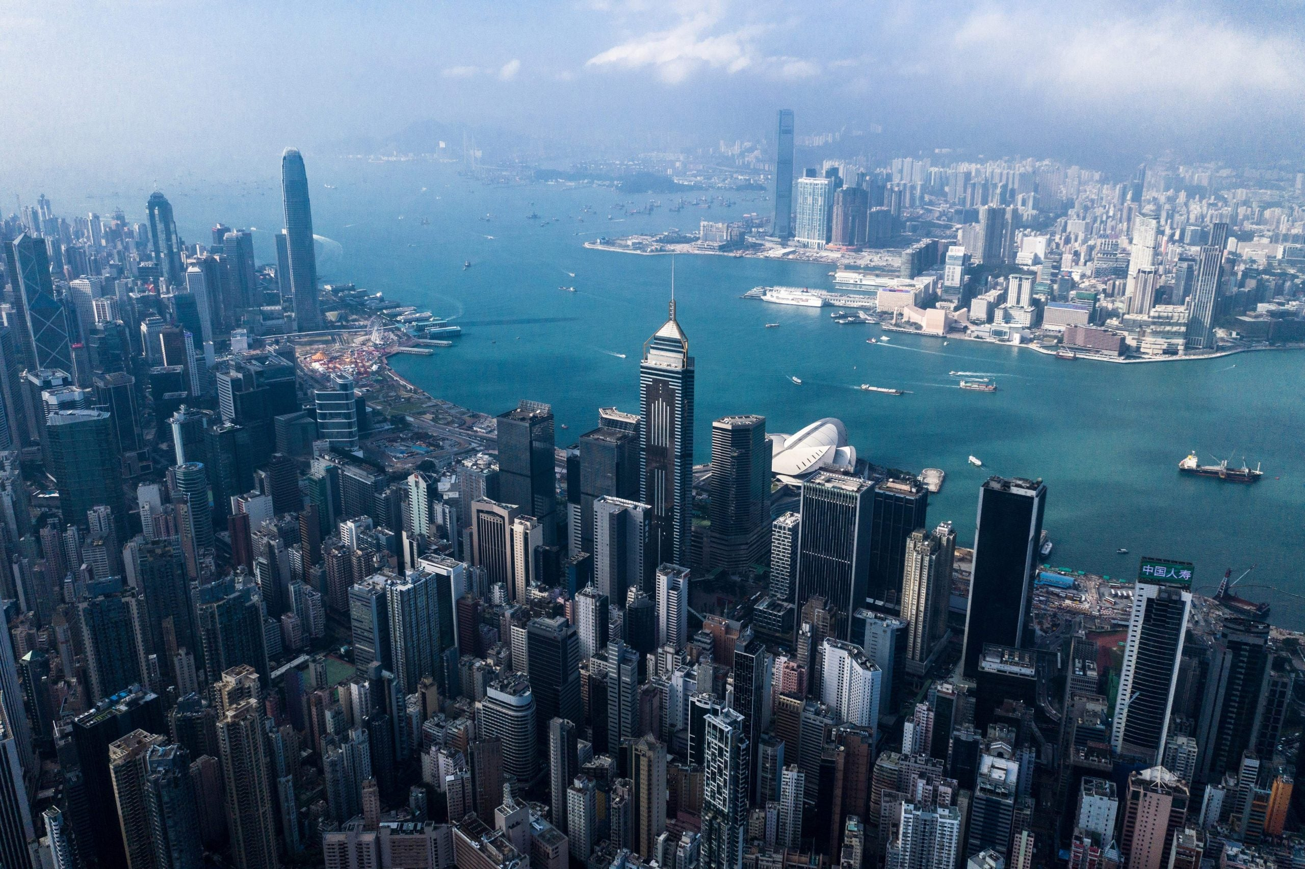 Why Hong Kong could be the flashpoint for a new financial war