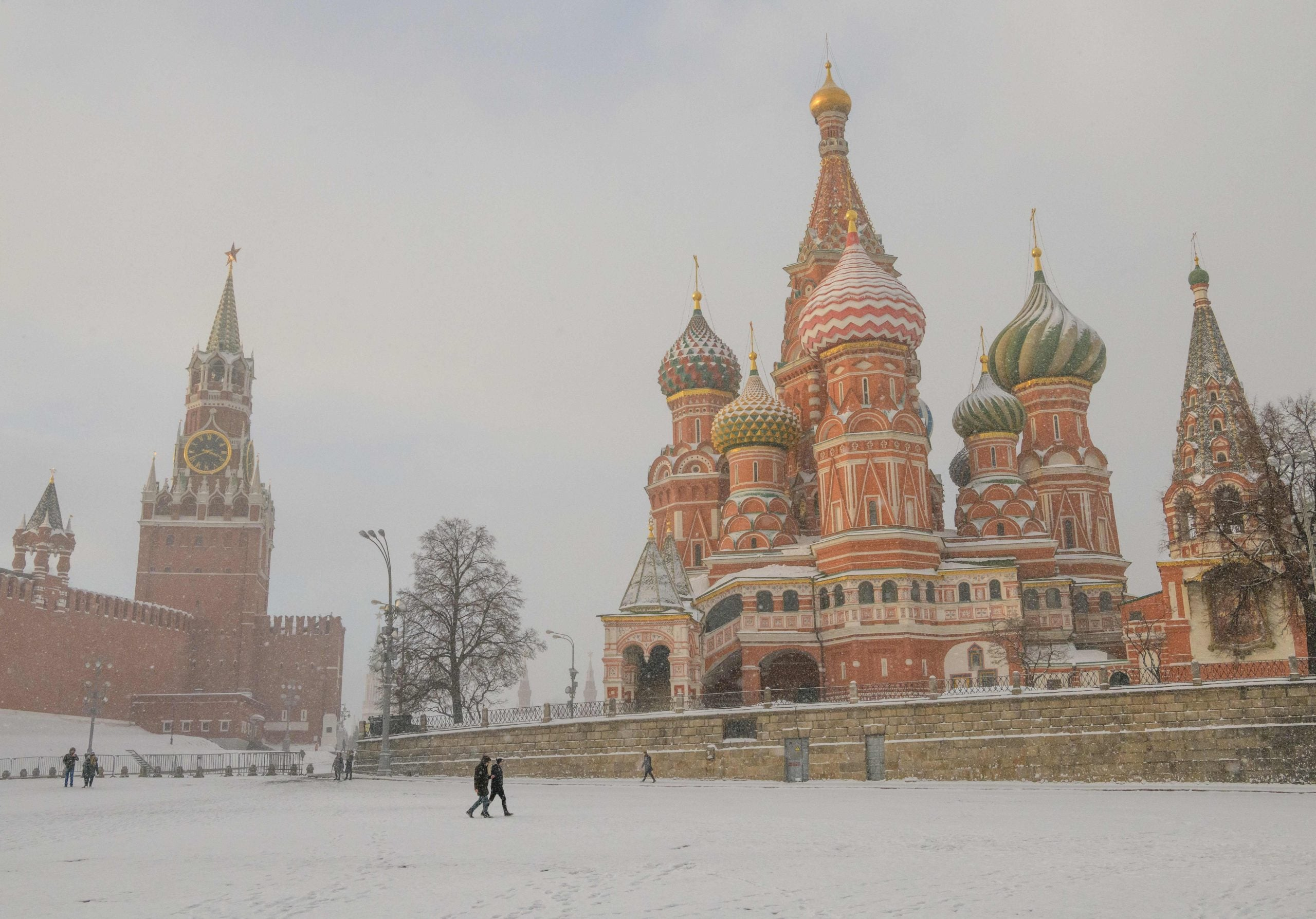 Moscow in My Head