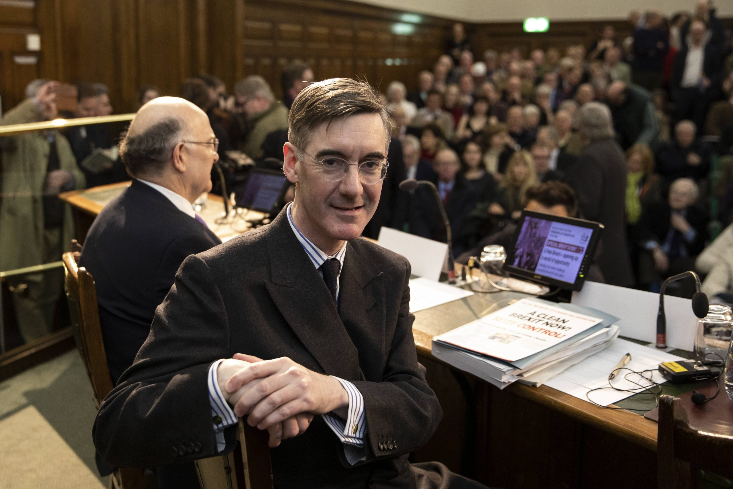 Michael Burleigh's Diary: Rees-Mogg at the Palladium, China's exiled novelists – and why I'll never vote Tory again