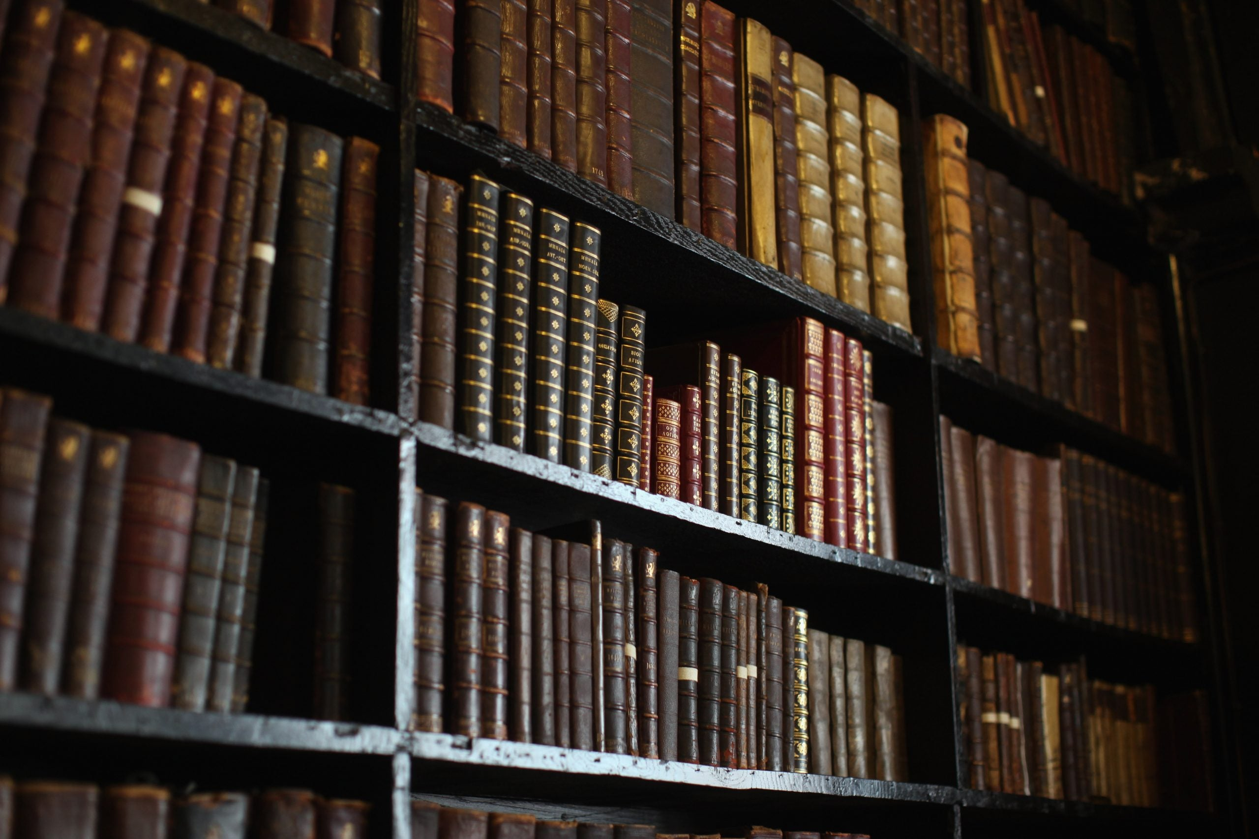 I can't stand the earnest worship of books as objects – it's literary posturing of the first degree