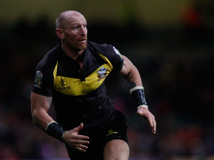 The experience of Gareth Thomas shows LGBT+ people are never the problem