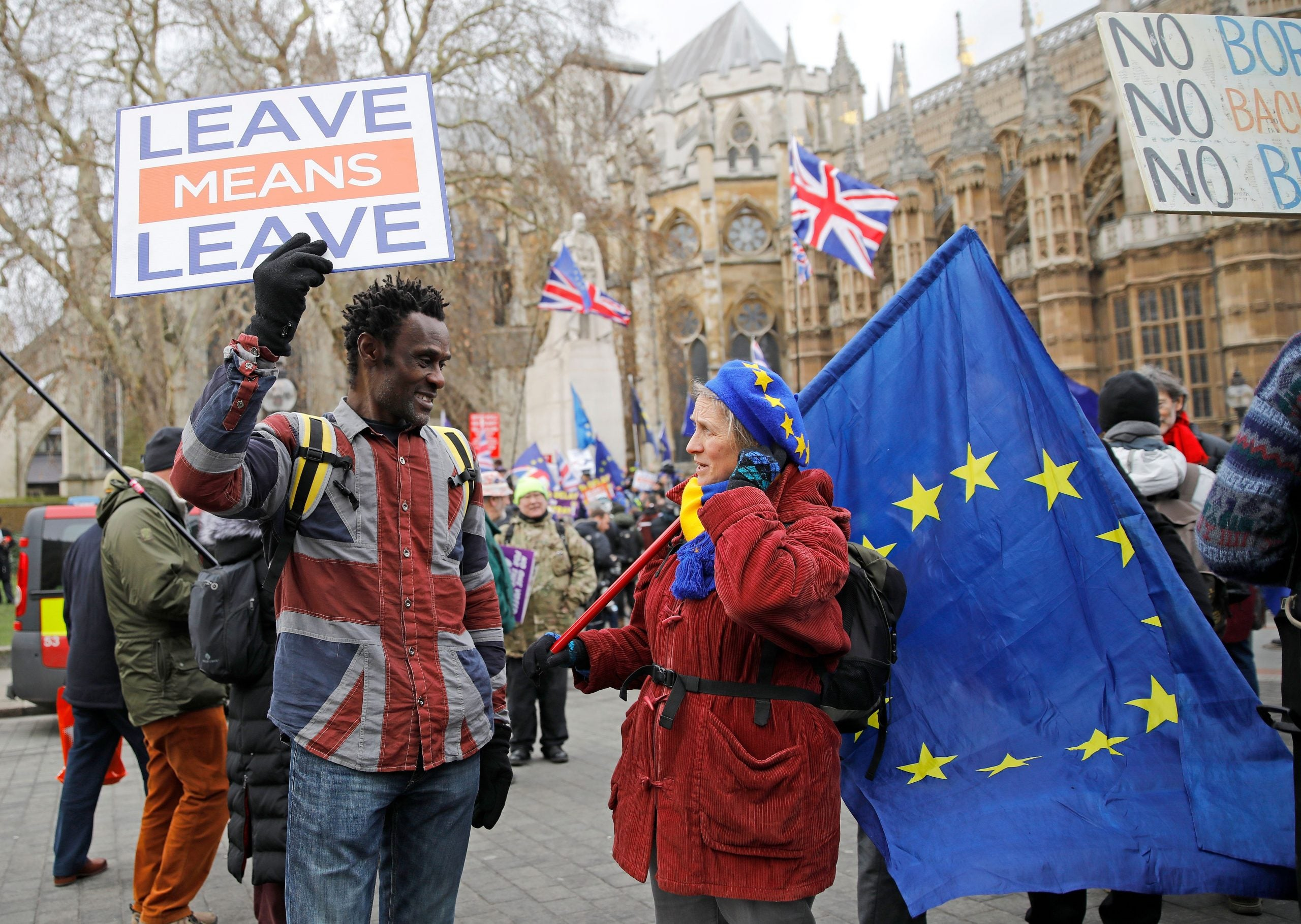 We don't know how ardent Remainers will influence Britain's future, but we know they will