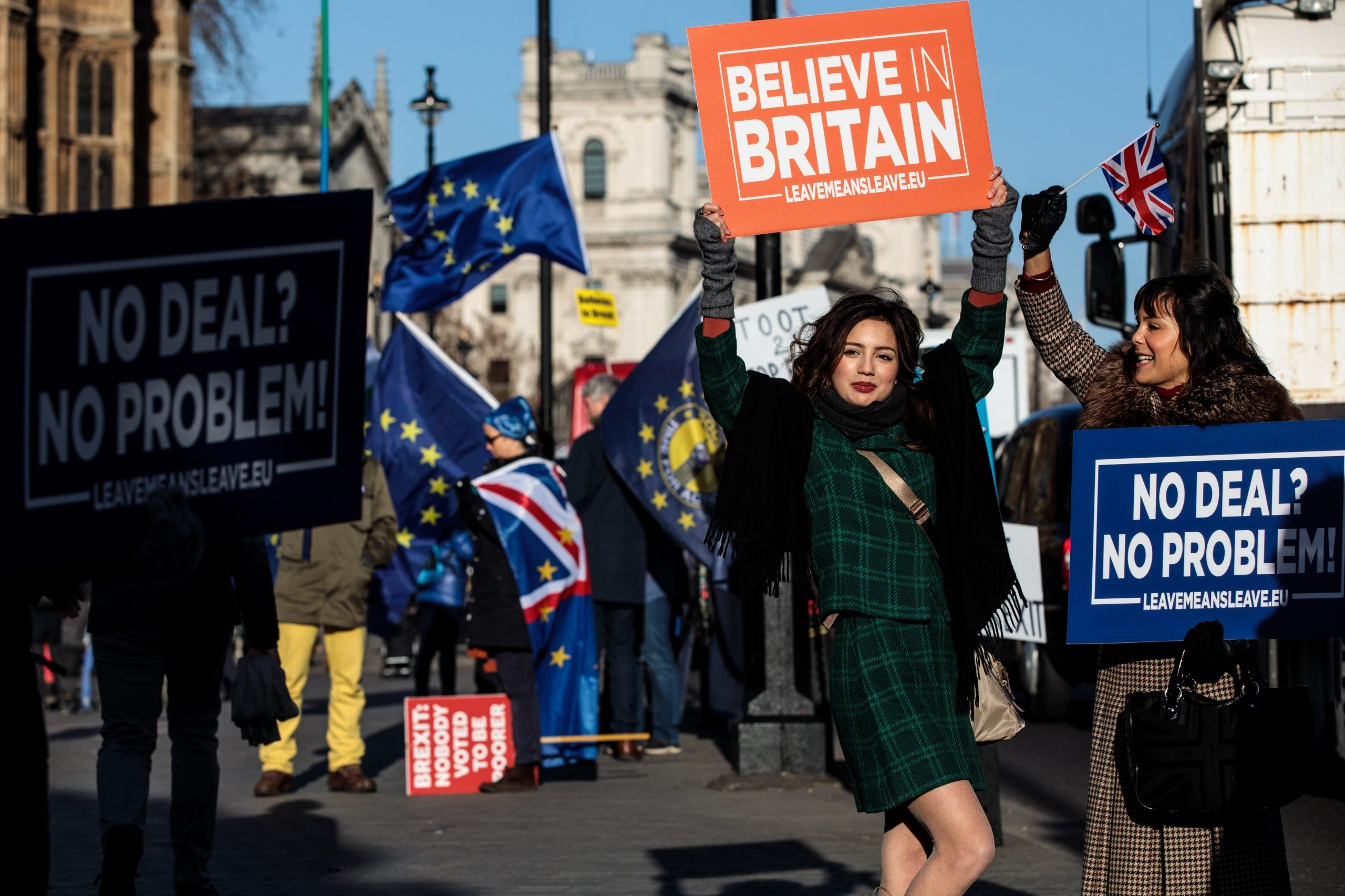 Does the British public want a no-deal Brexit?