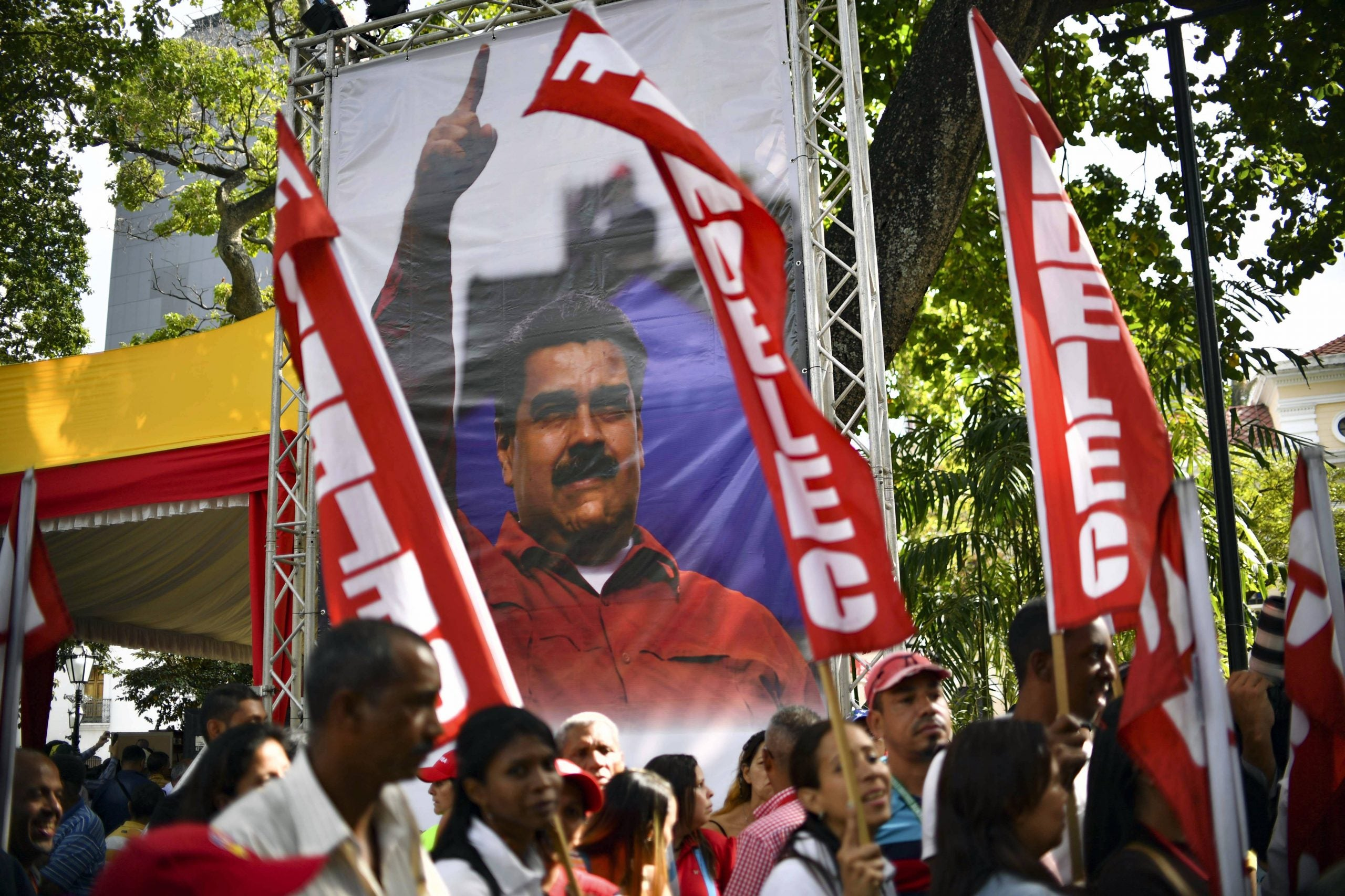 What the West gets wrong about Venezuela: it doesn't need ideology, it needs urgent care