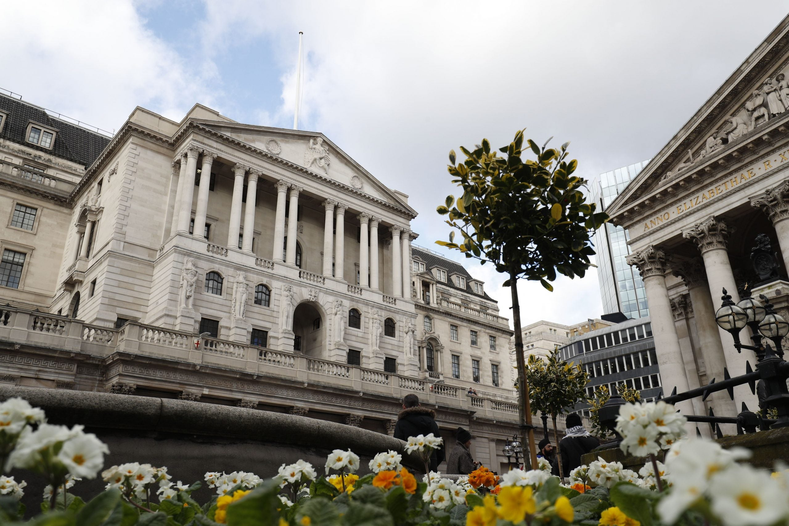 BBC Two's Inside the Bank of England is perversely soothing