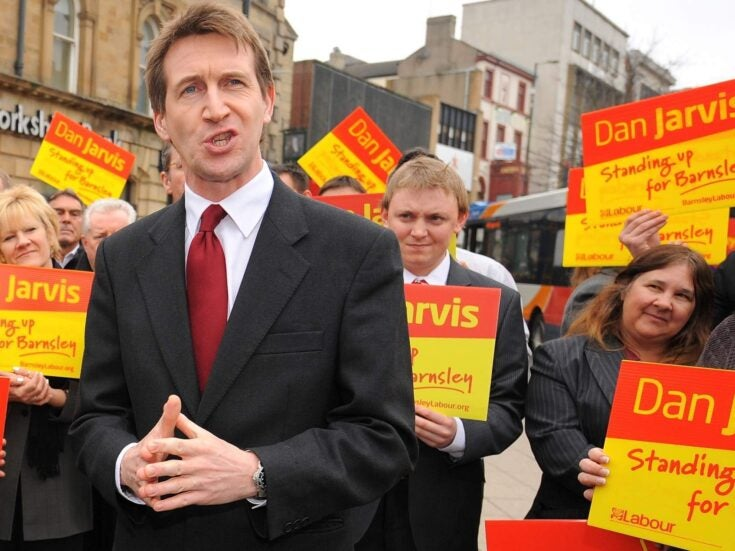 """""""We're still paying for 1980s policies"""": Dan Jarvis on his plan to save Yorkshire from Brexit"""
