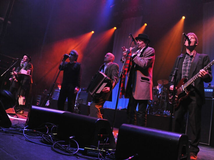 The night that changed my life: Frank Cottrell-Boyce on seeing The Pogues by accident