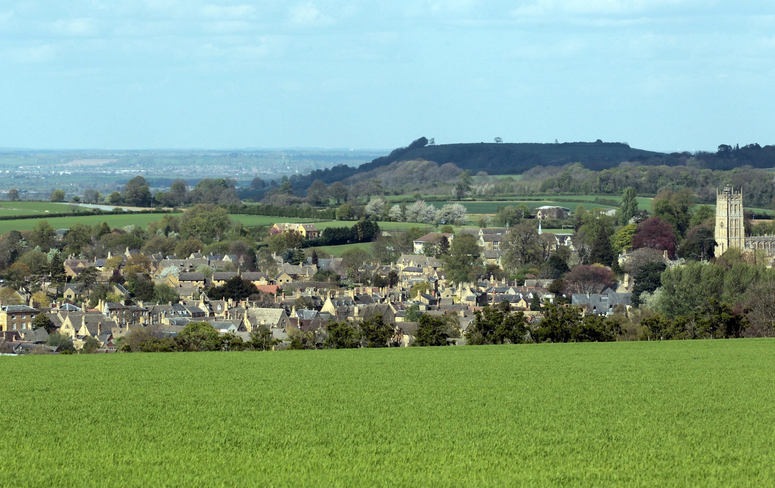 Paris, New York, Chipping Campden: the surprising musical and literary heritage of a small Cotswolds town