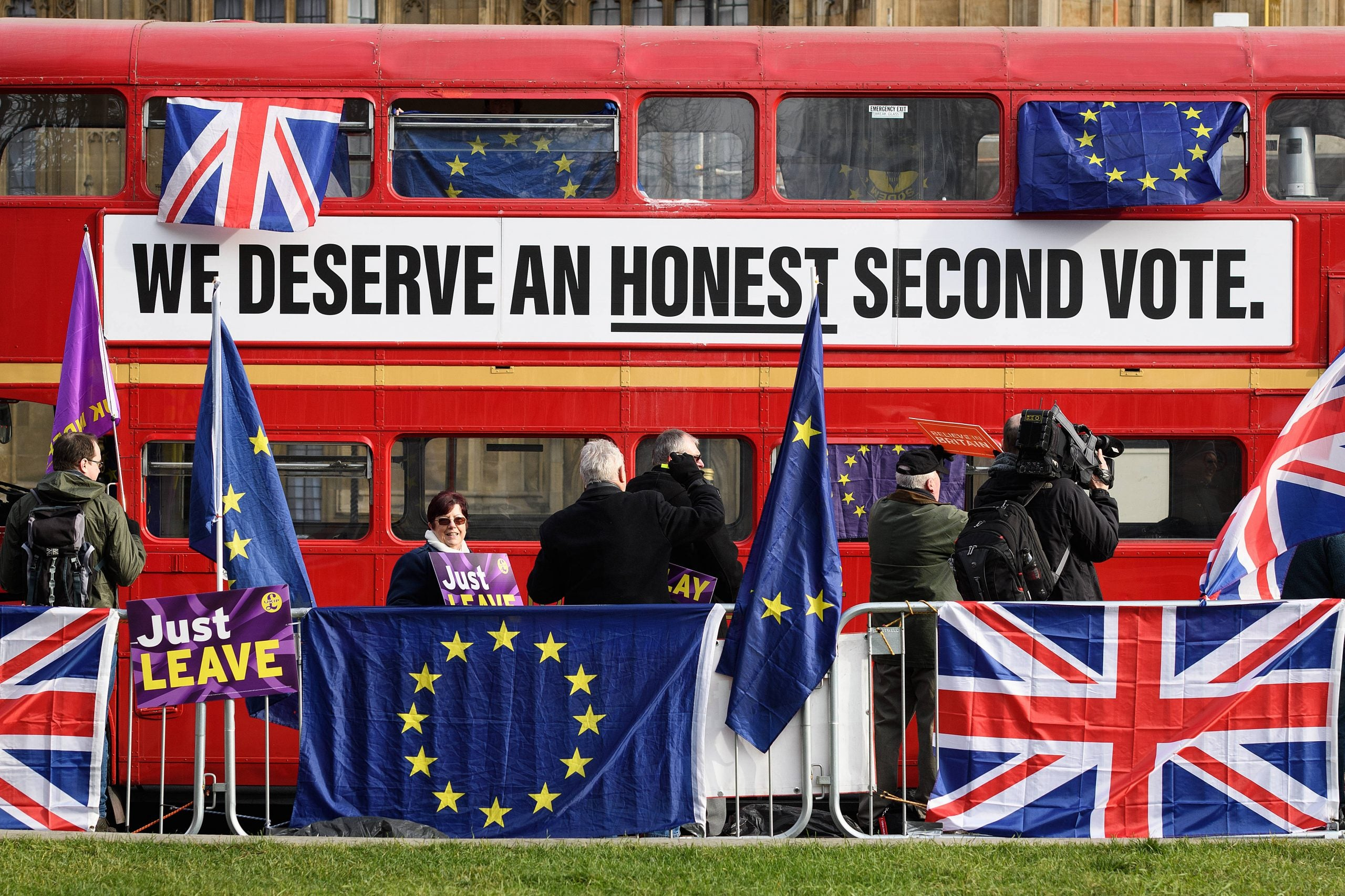 The left-wing case for a second referendum
