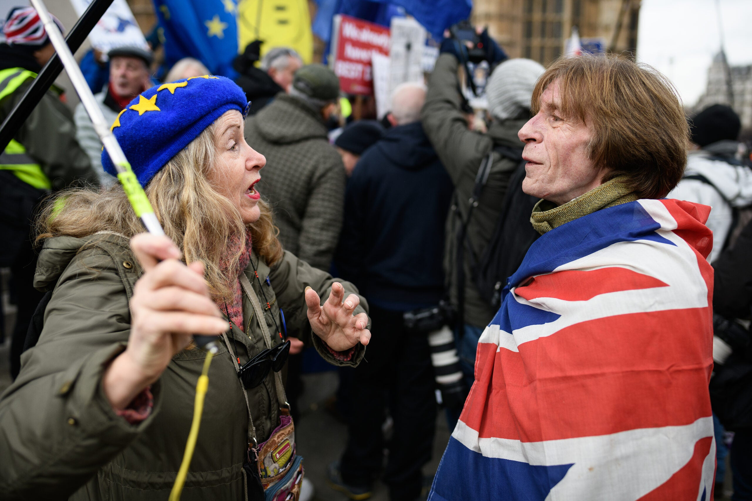 How Brexit changed us: Brexit should never have become so polarised