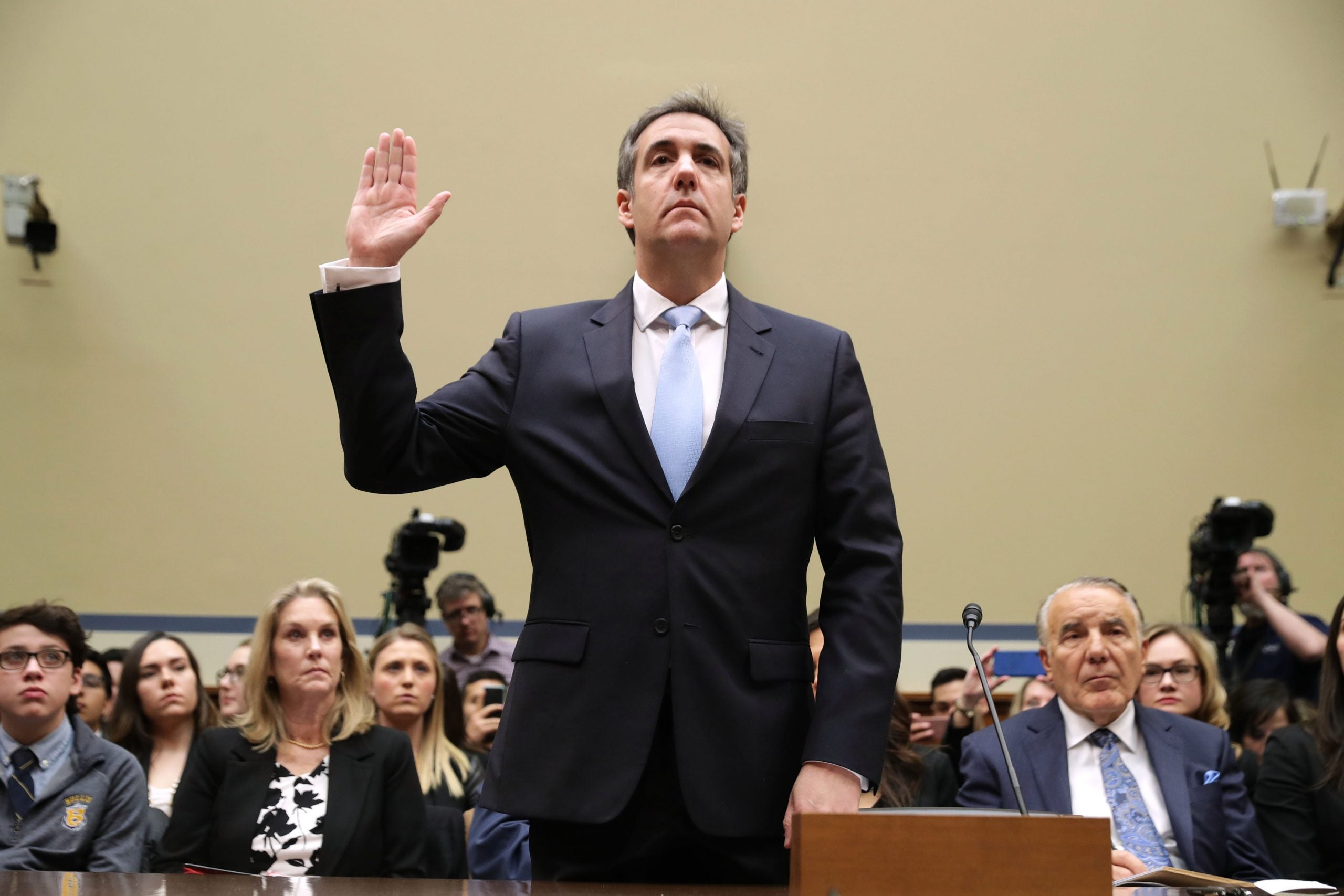 22 things we learned from Michael Cohen's jaw-dropping Congressional testimony