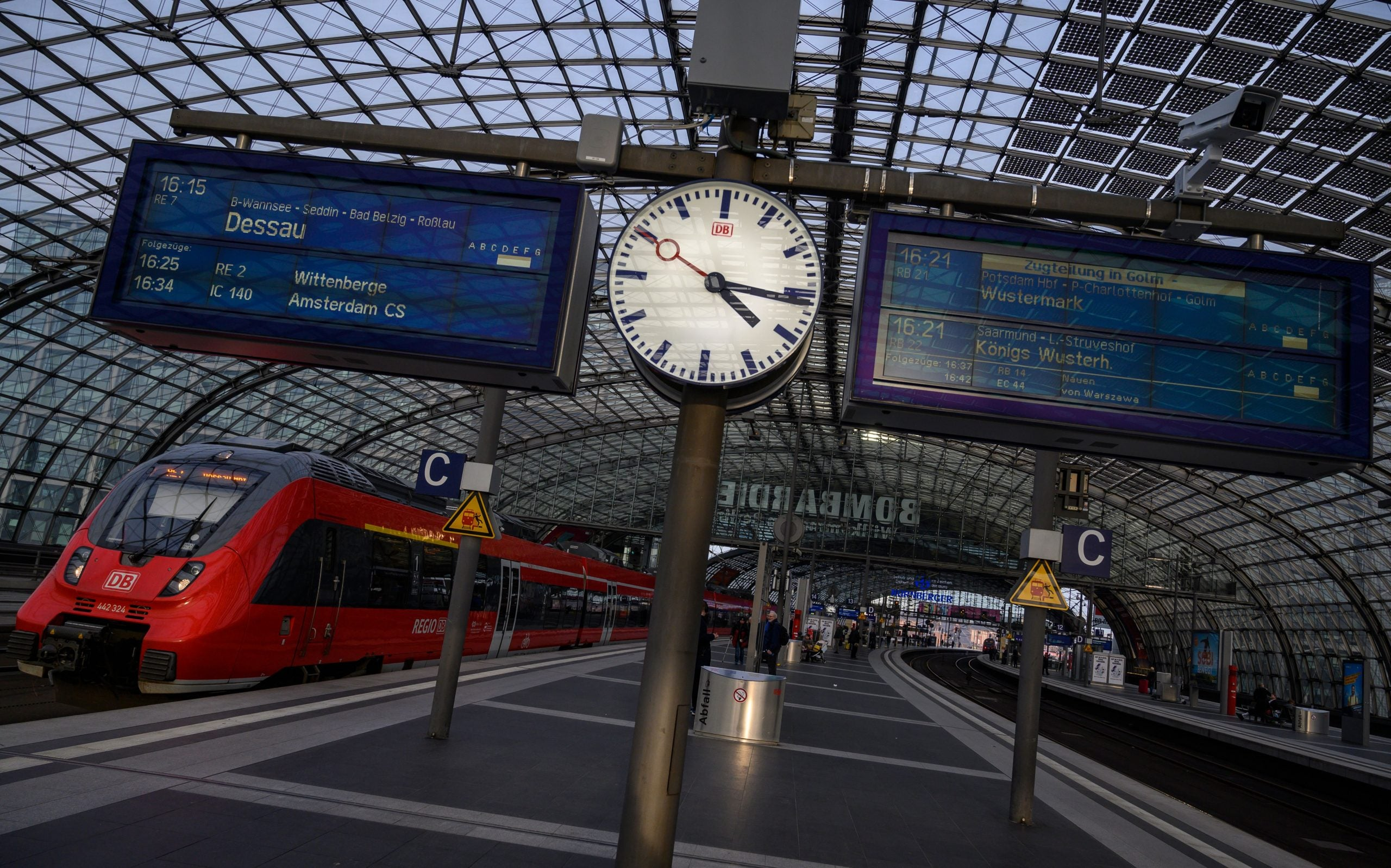 Europe's train lines are brilliant but broken: five ways to fix them