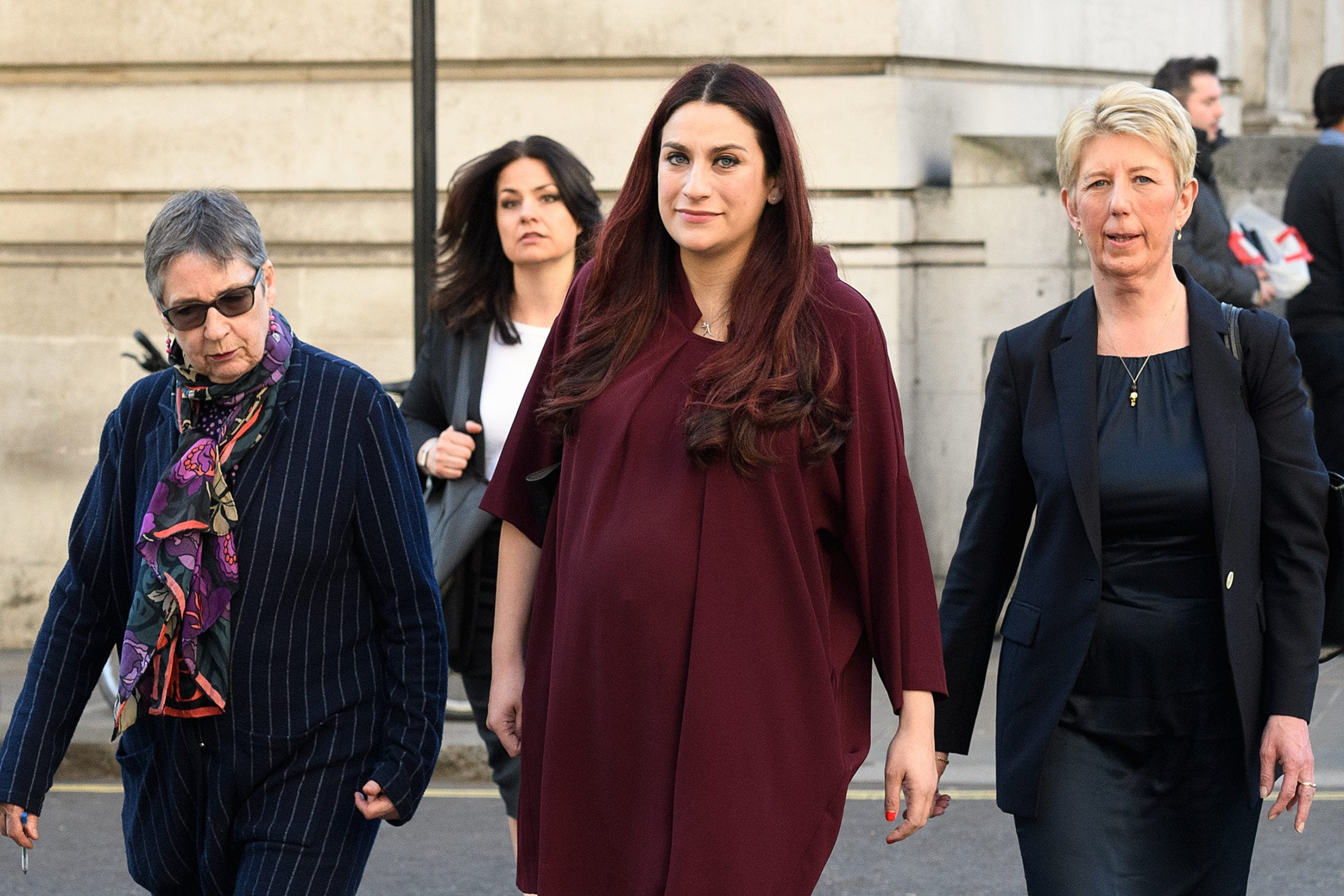 Luciana Berger's Diary: Saying goodbye to Labour, outpourings of support and pineapple pitta at Nando's