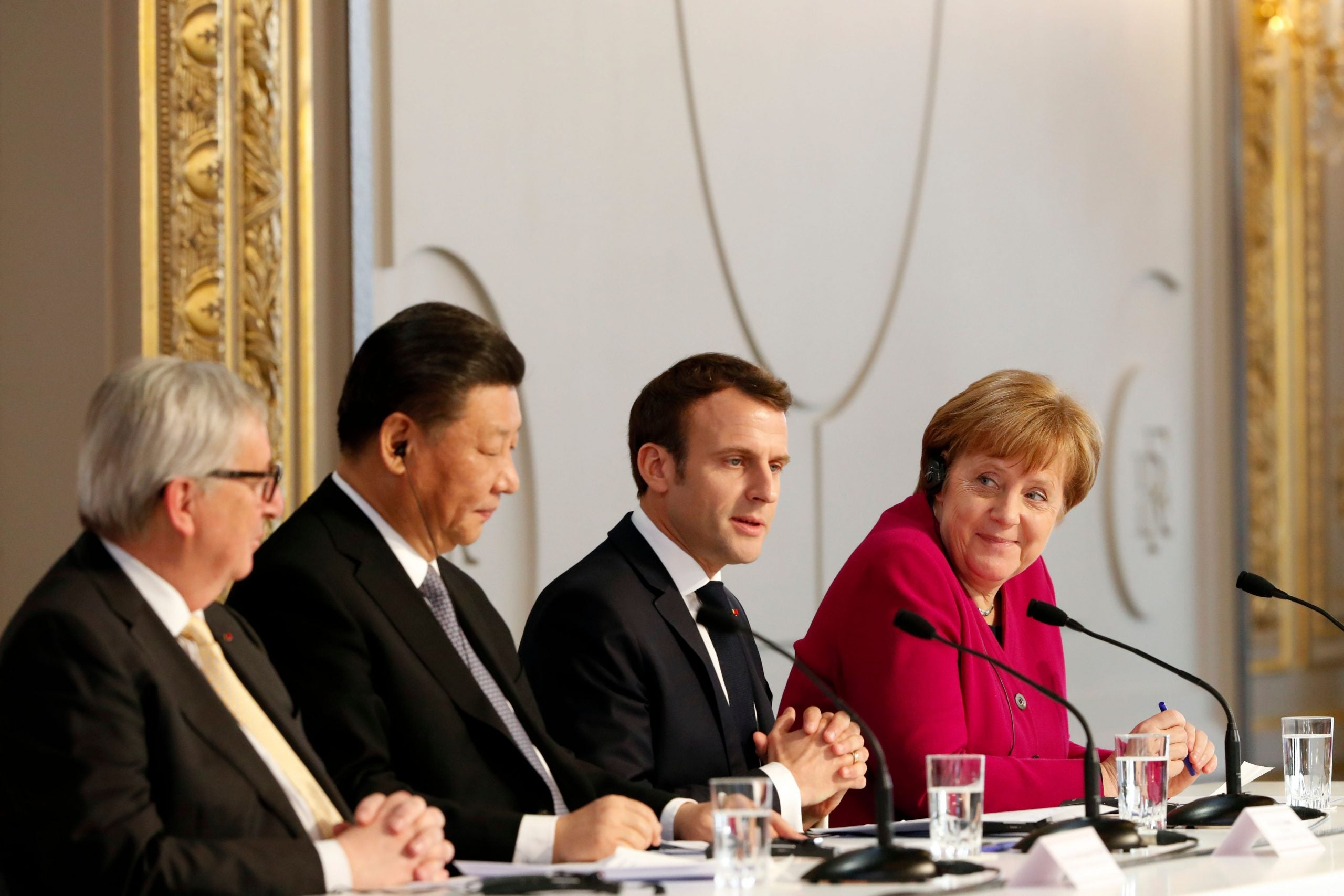 The new EU-China trade deal is driven by a commercial realpolitik  – and the world knows it