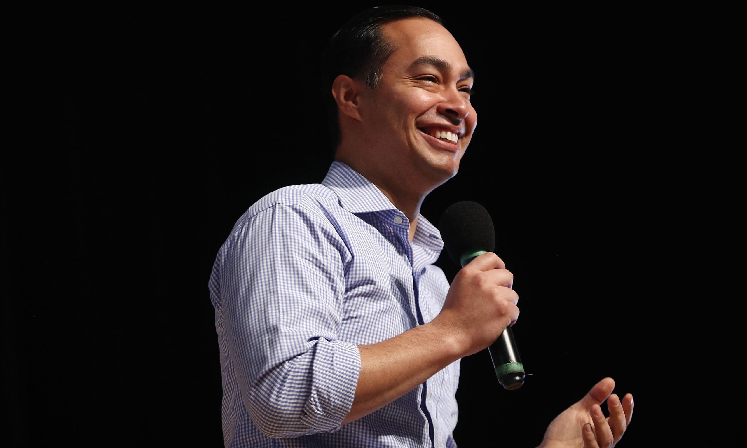 """Julián Castro interview: """"I have the experience and I can win against Donald Trump"""""""