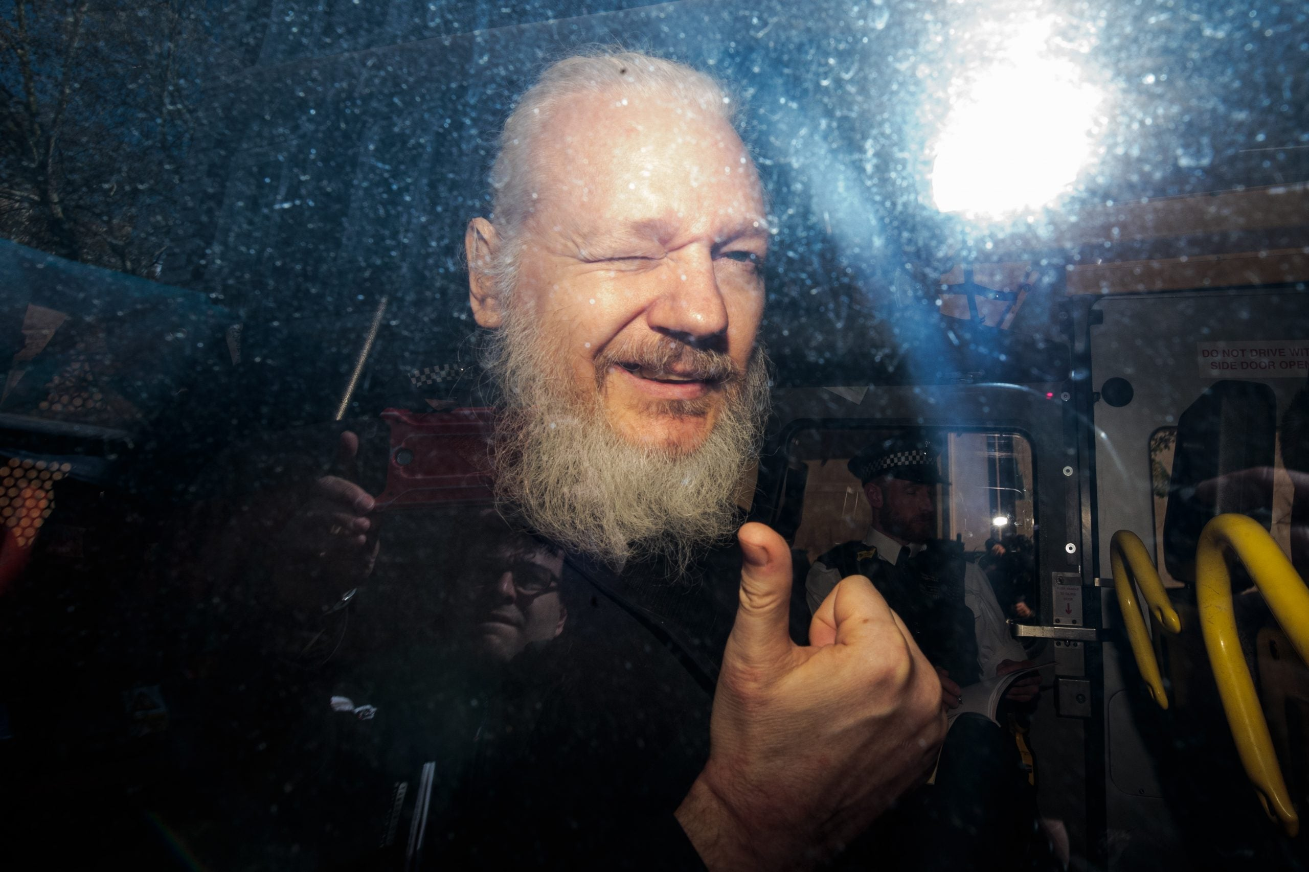 Wikileaks was the future once. Then it became Julian Assange