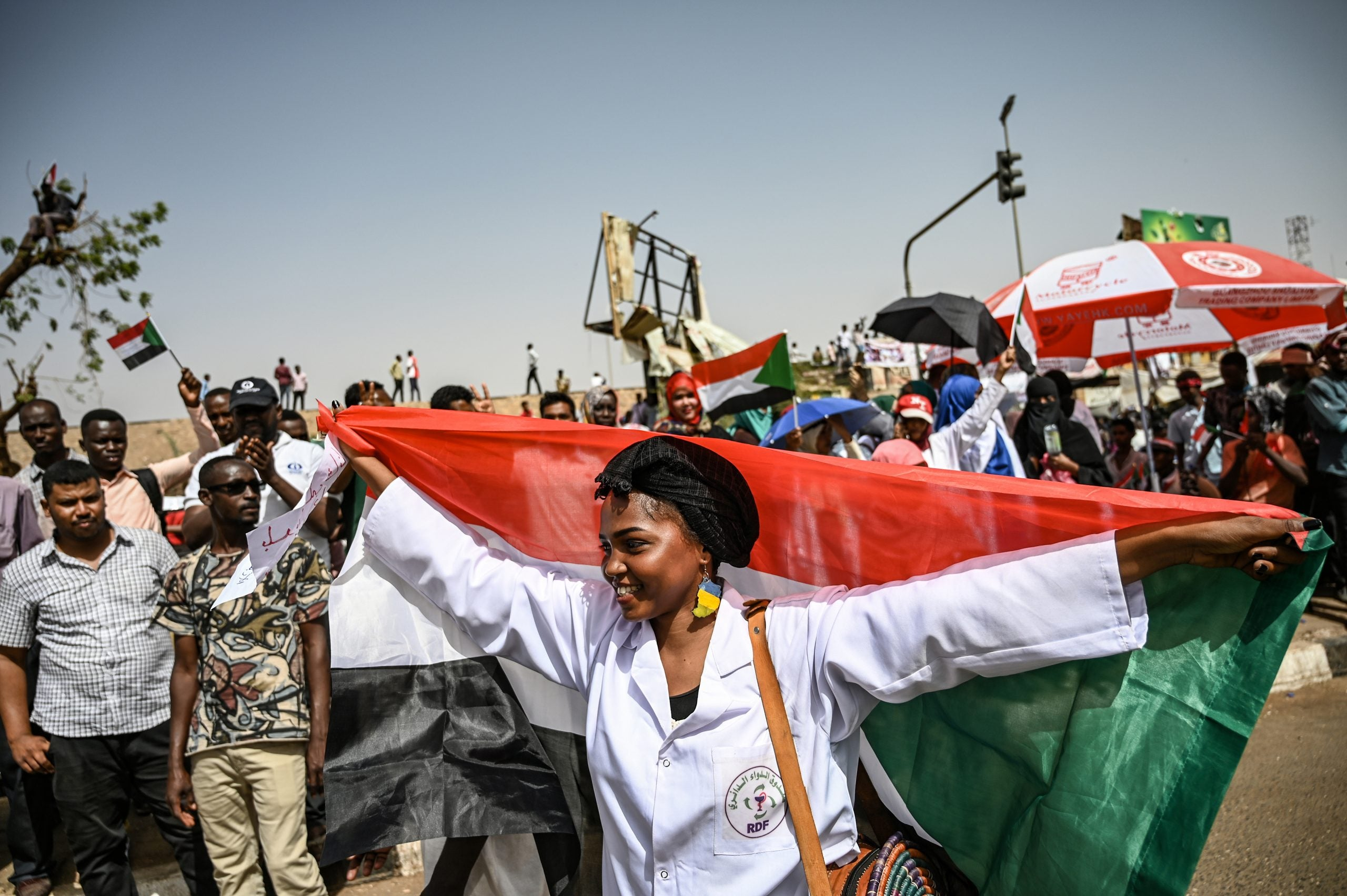 In Sudan, President Bashir is gone – but the shadow of his government remains