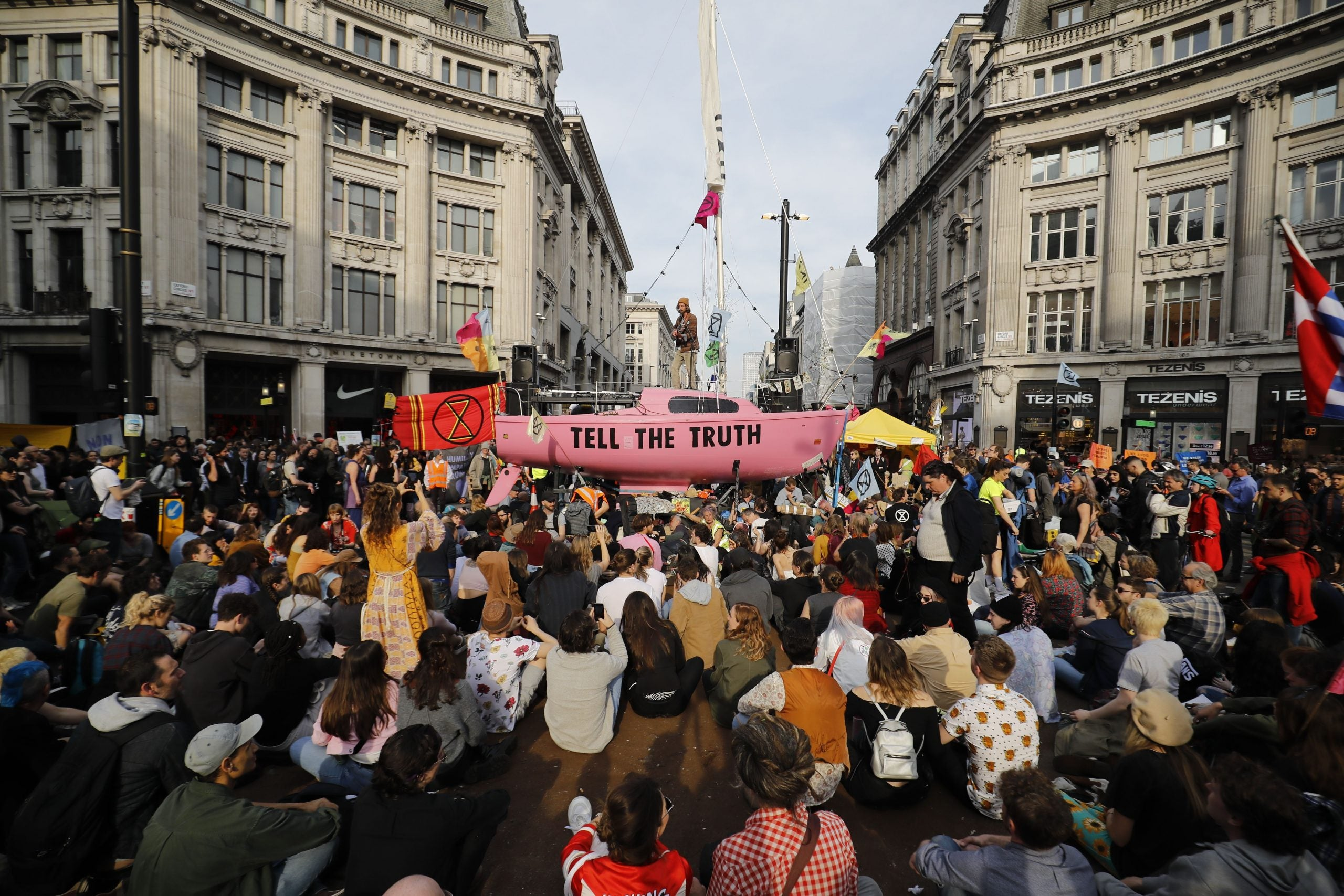 X is for Extinction Rebellion: the insurgent climate movement that went mainstream
