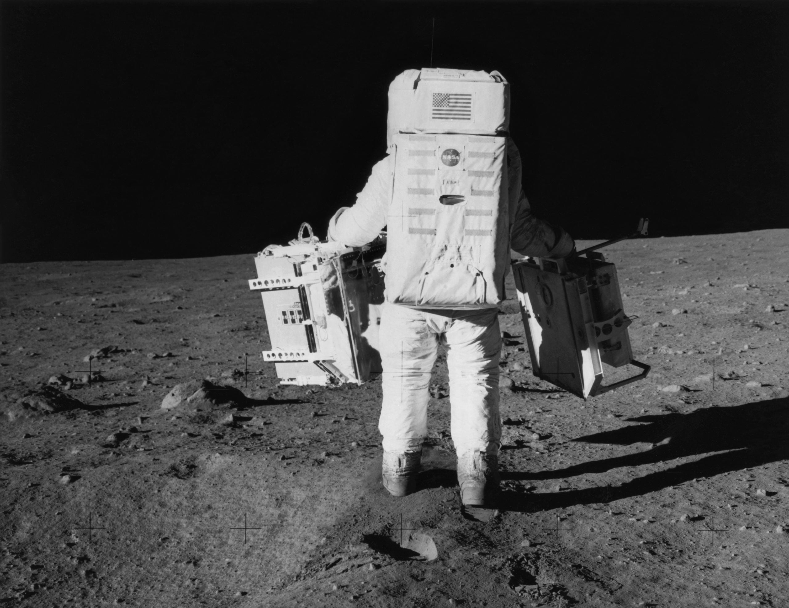 Fifty years on, is there any point in returning to the moon?