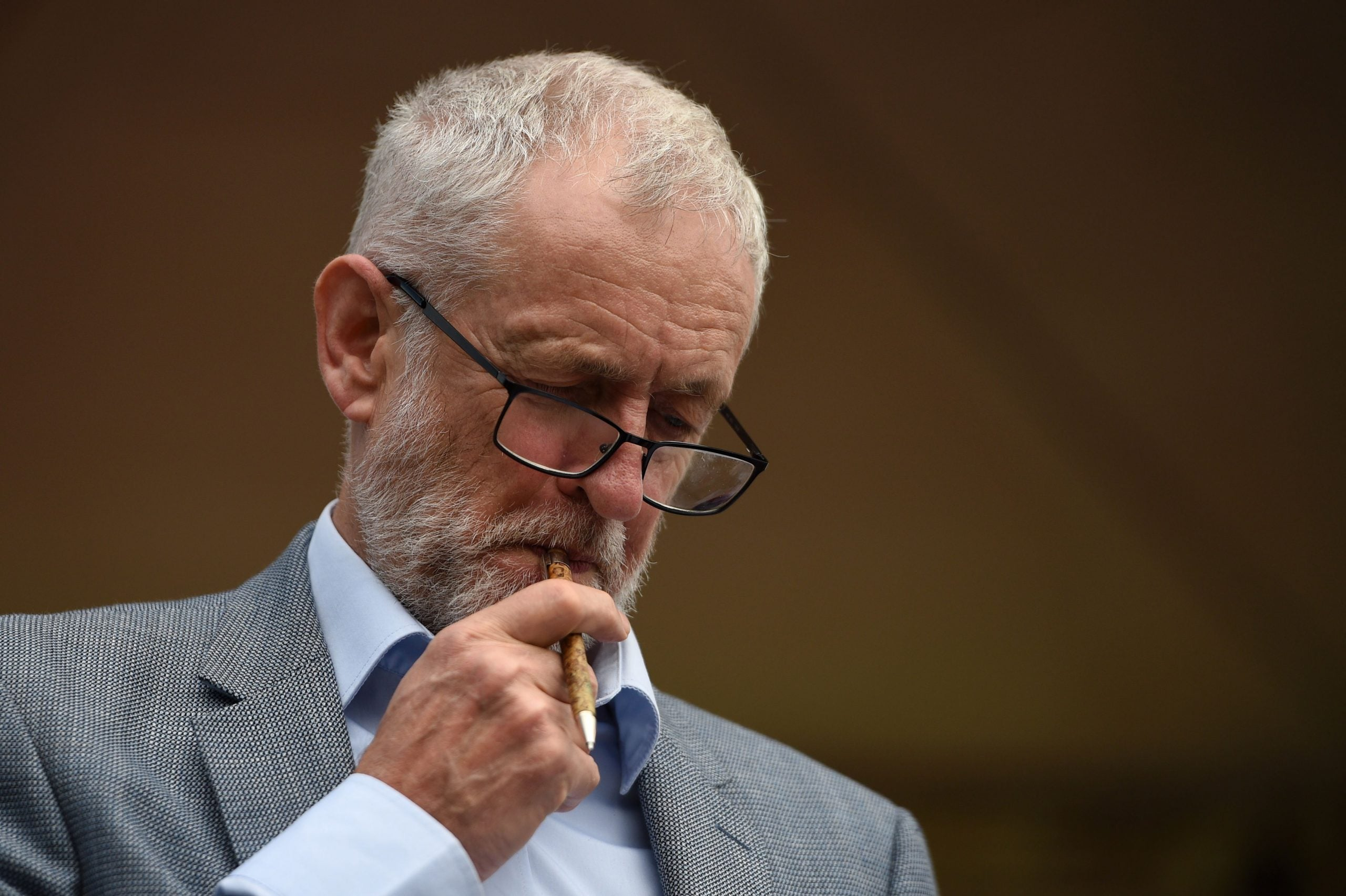 Jeremy Corbyn must resign as Labour leader before the party loses all hope