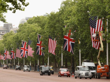 """The """"special relationship"""": Why a successful Global Britain matters to the US"""