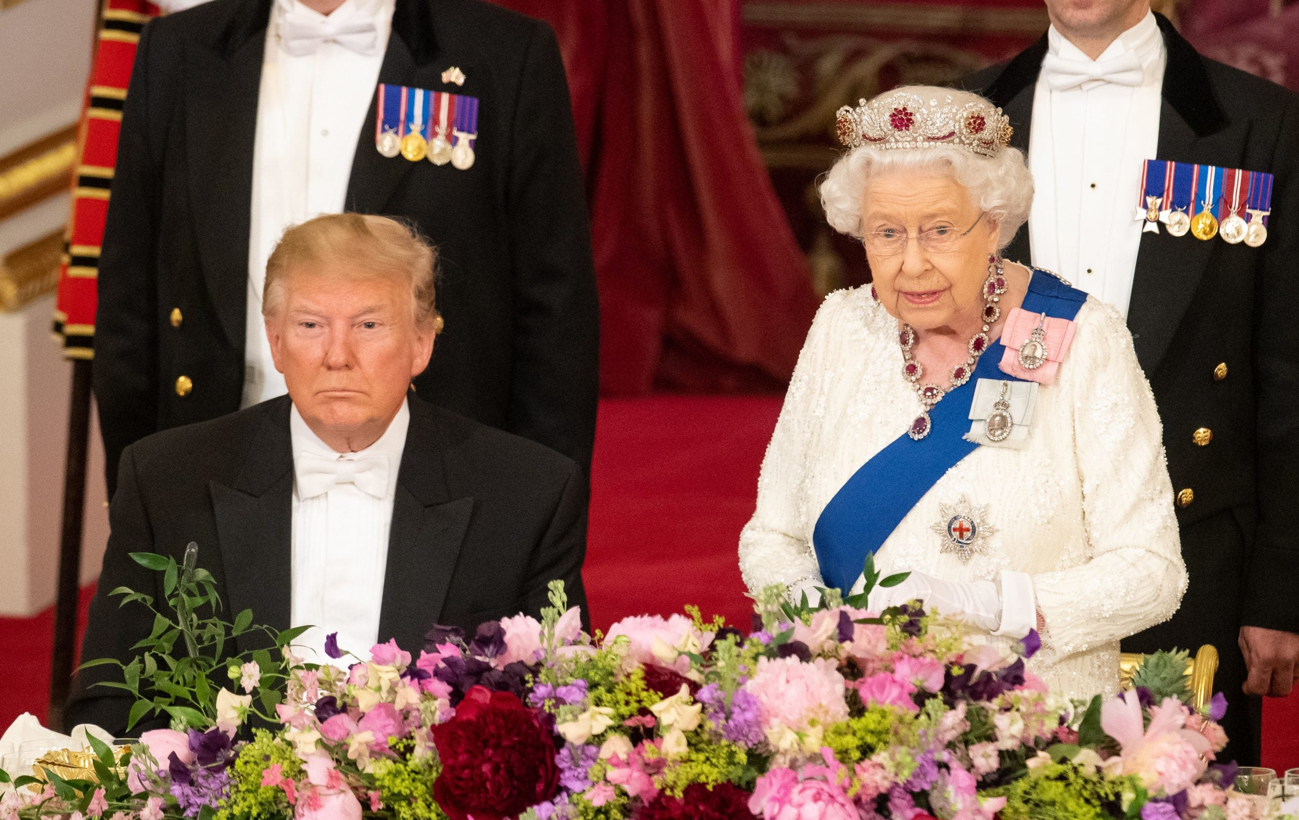 """First Thoughts: The reality of state visits, why Trump shouldn't be impeached, and Tebbit's """"cricket test"""""""