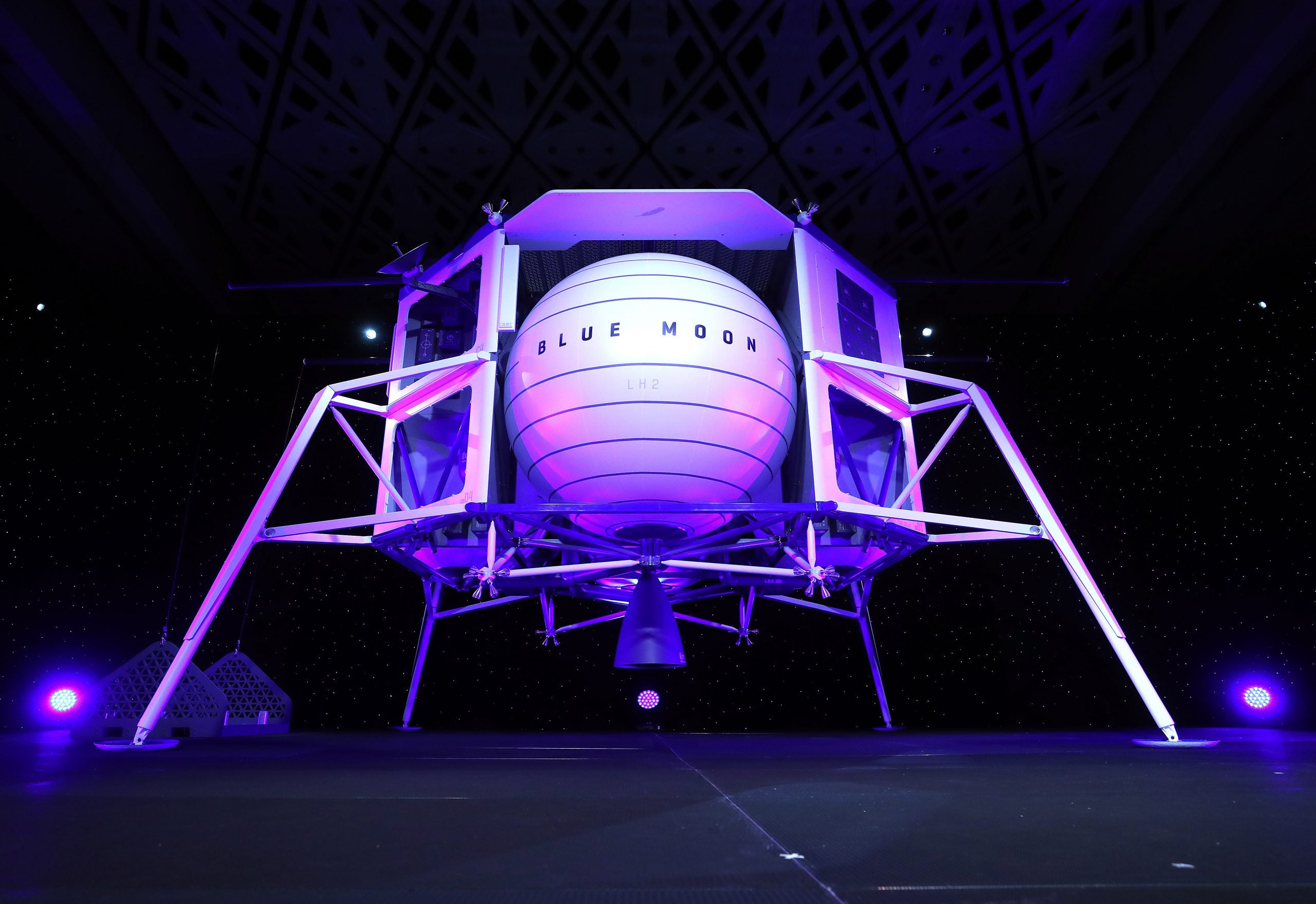 Rocket man: why Jeff Bezos wants to take humans into space