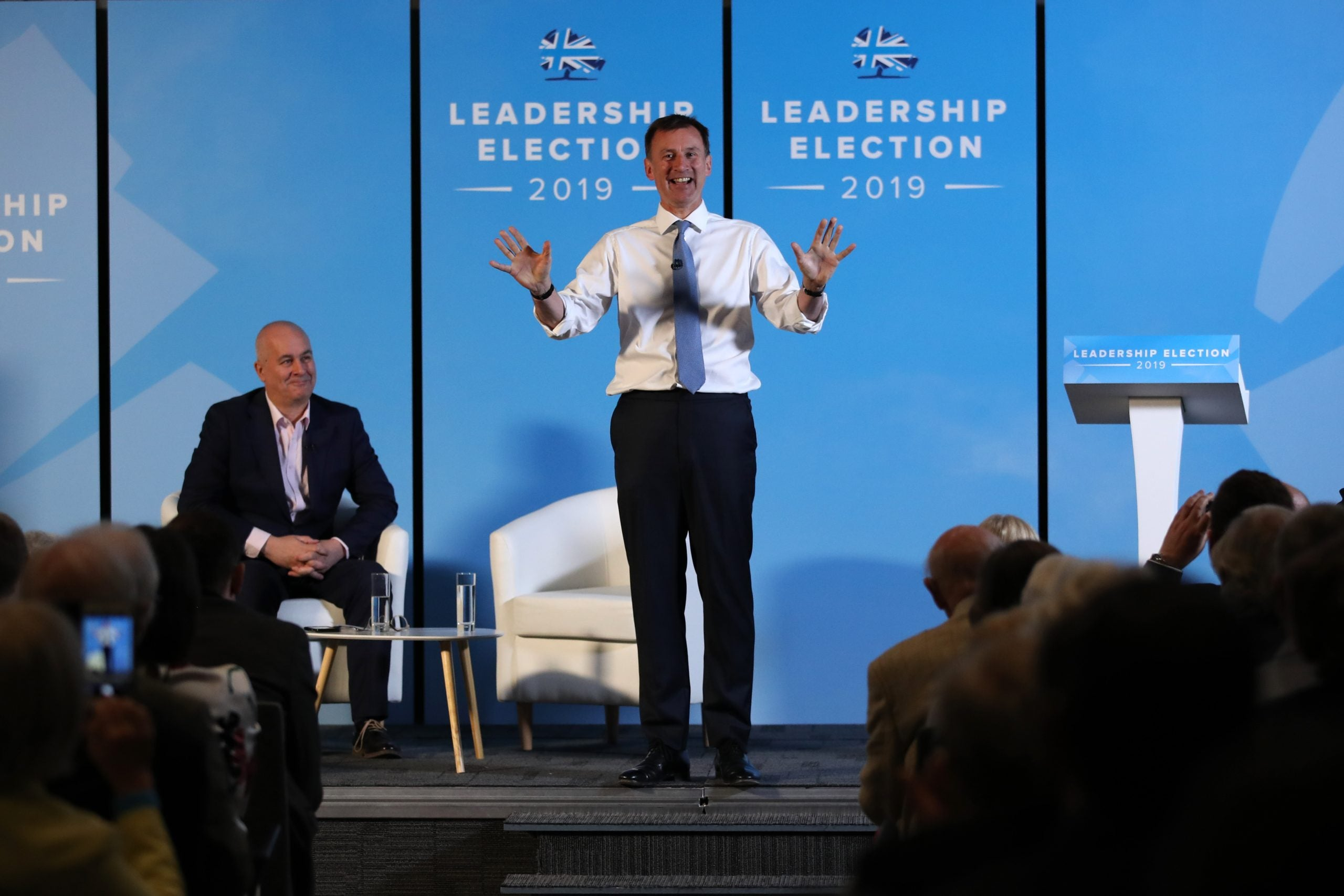 Iain Dale's Diary: Comic timing, cricketing glory, and what I learnt from chairing the Tory hustings
