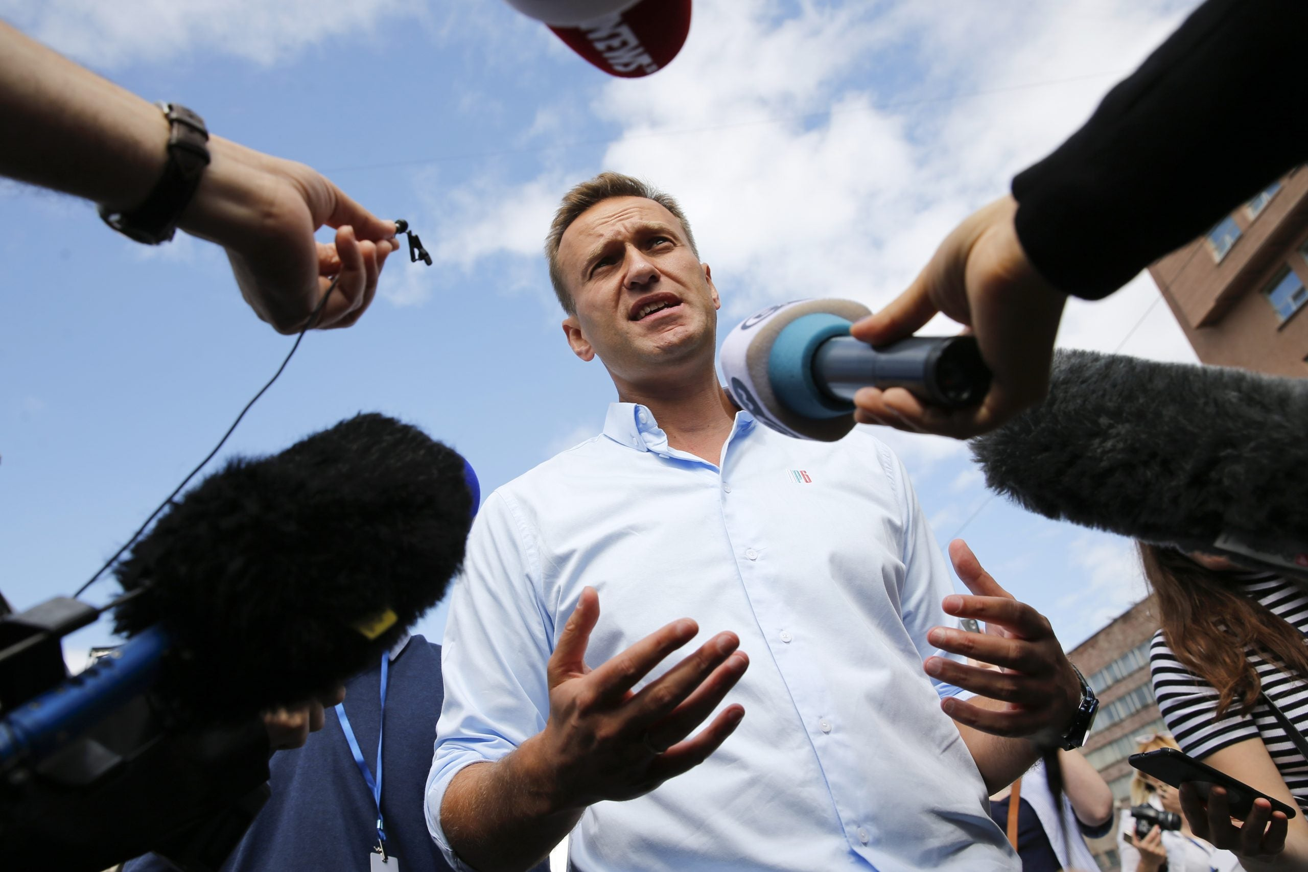 The persecution of Alexei Navalny reveals the weaknesses of Putin's Russia