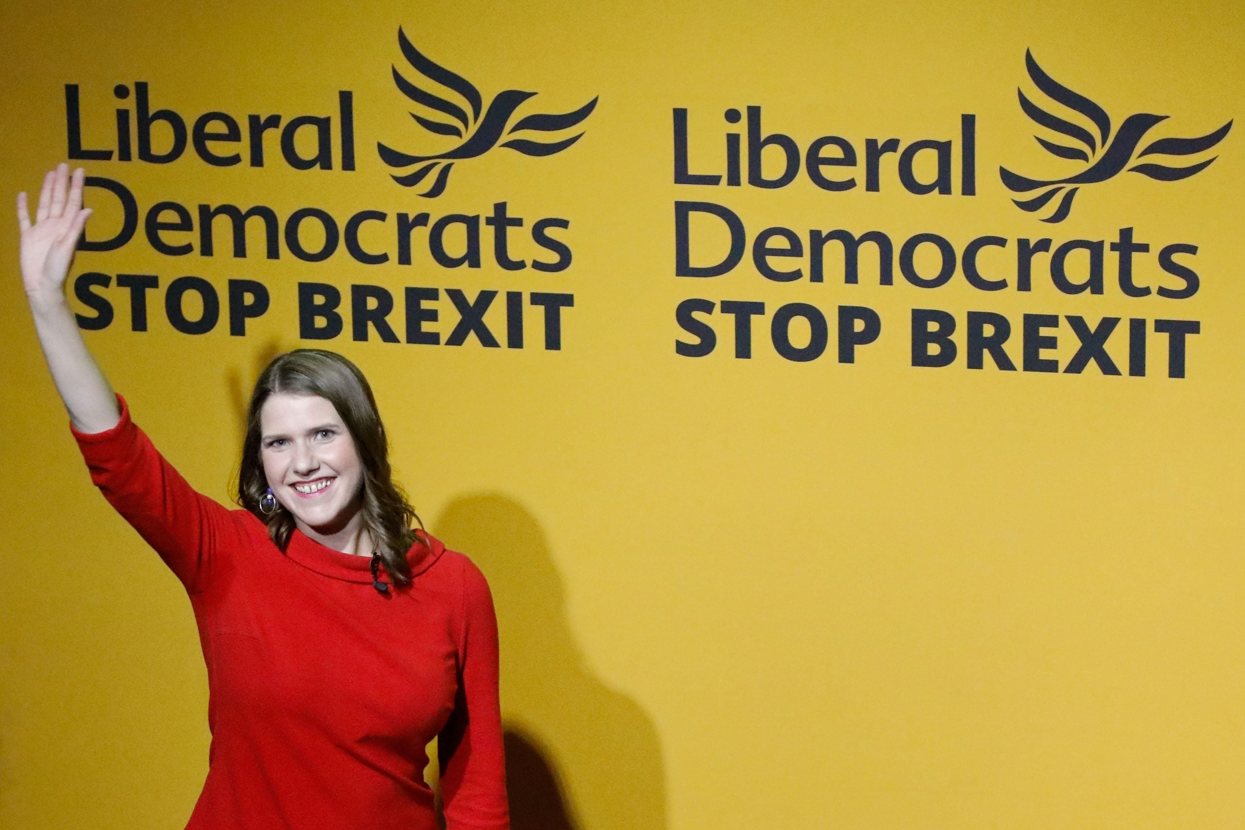 The fate of the Tories now rests with a new leader – Jo Swinson of the Liberal Democrats