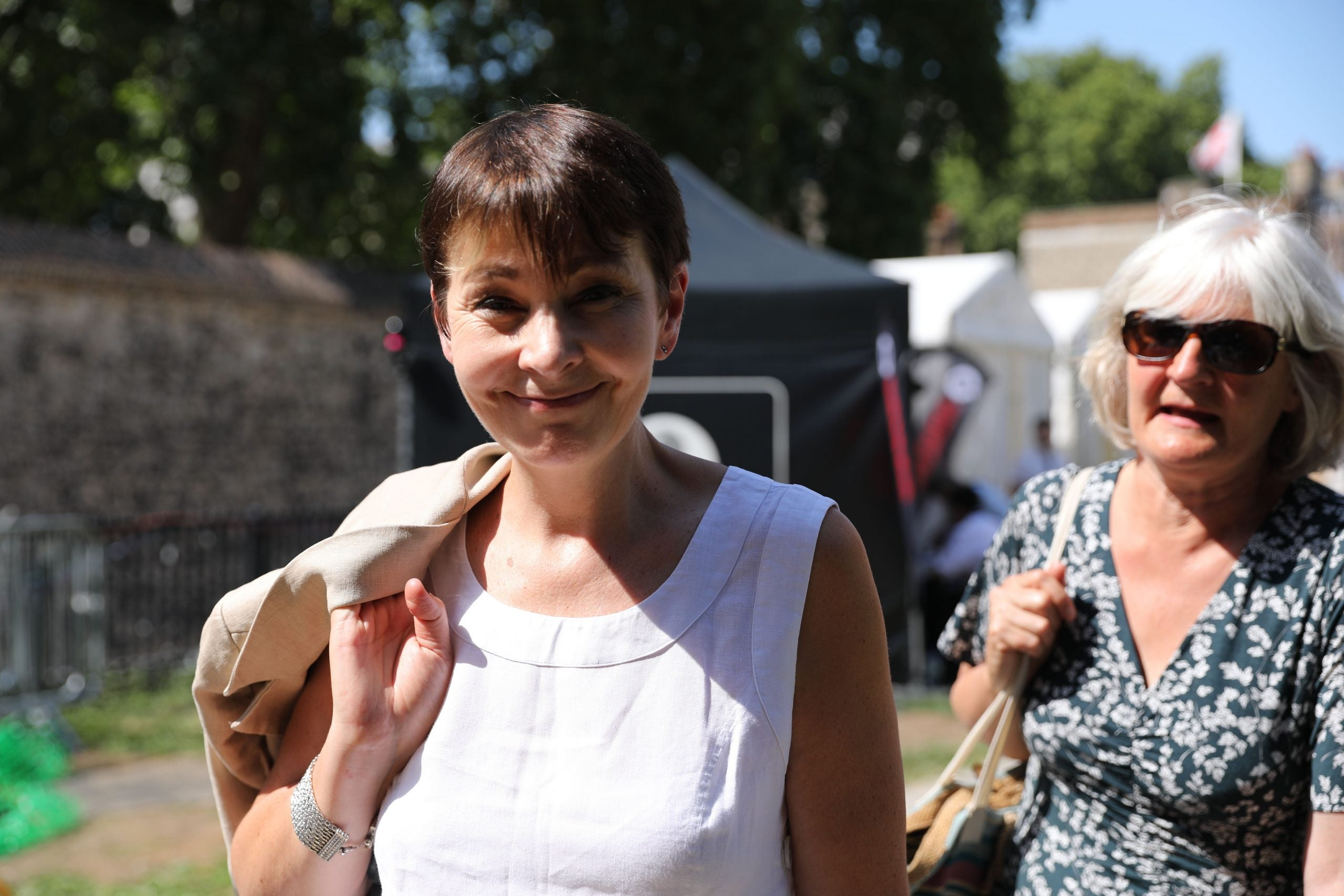 Caroline Lucas's Diary: Women against a no-deal Brexit, luring swifts to my garden and wishing Greta well
