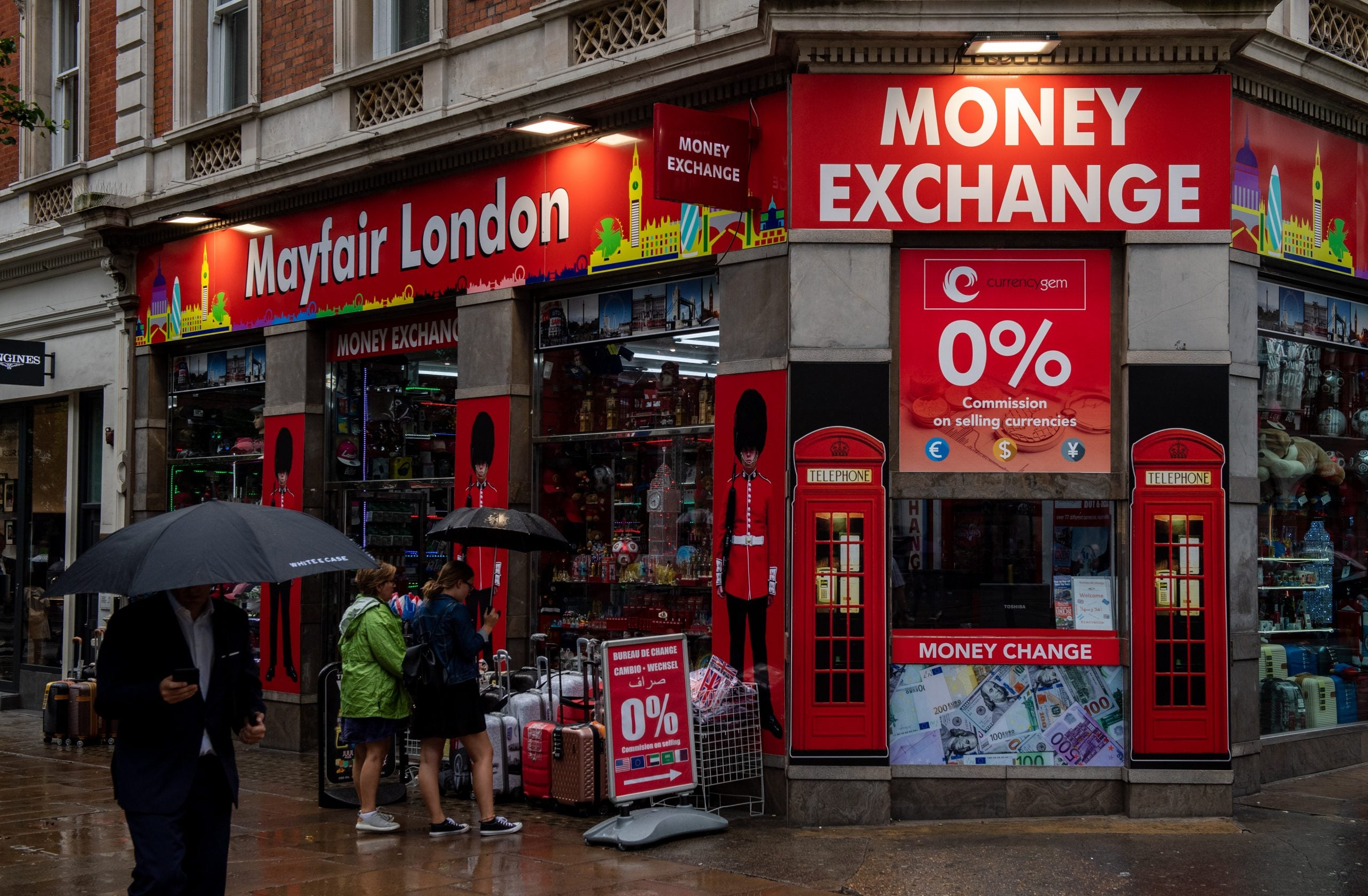 Why the falling pound offers an opportunity for Britain