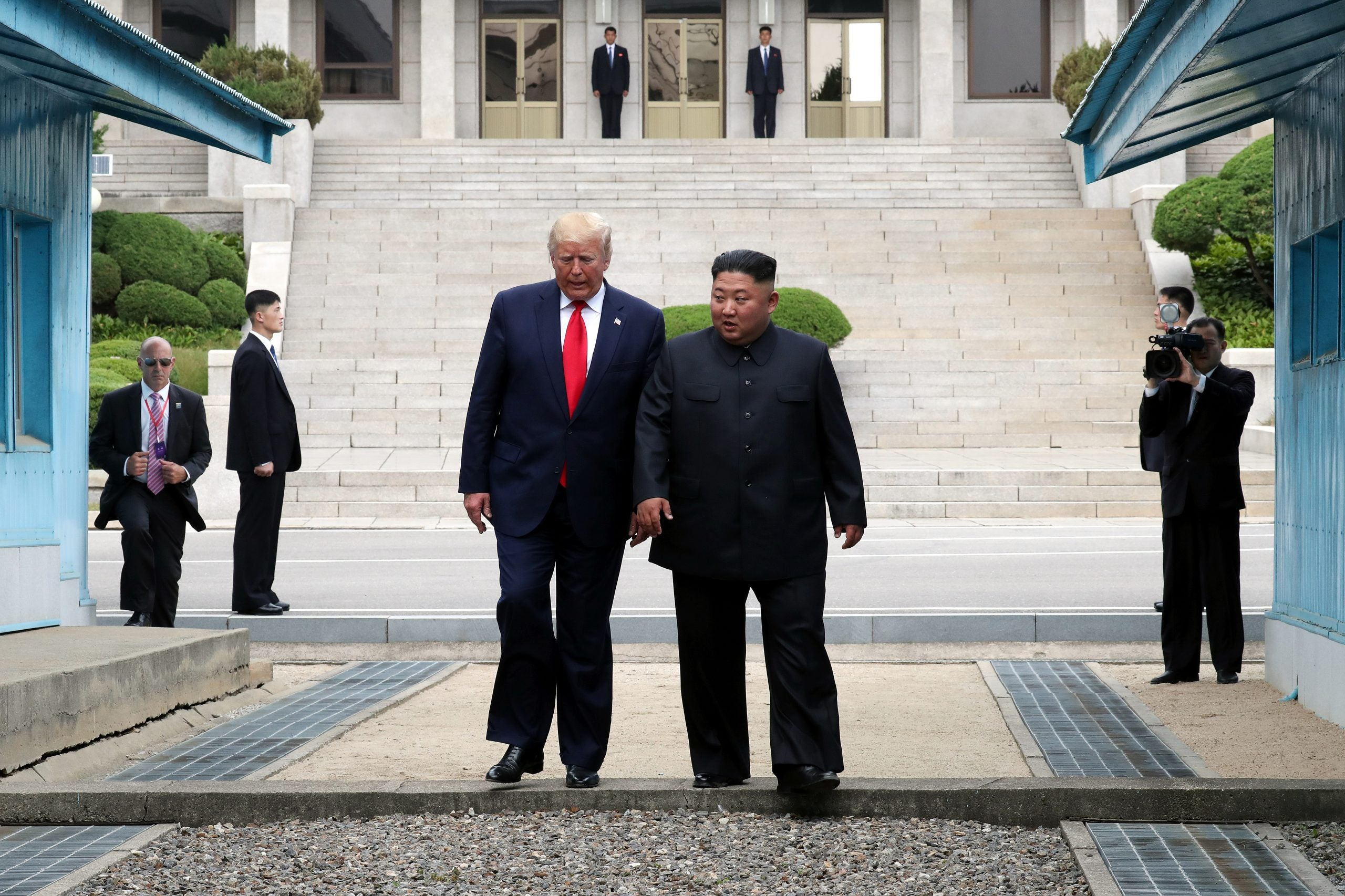 Lessons for Iran from Trump's wooing of Kim Jong-un, the North Korean dictator